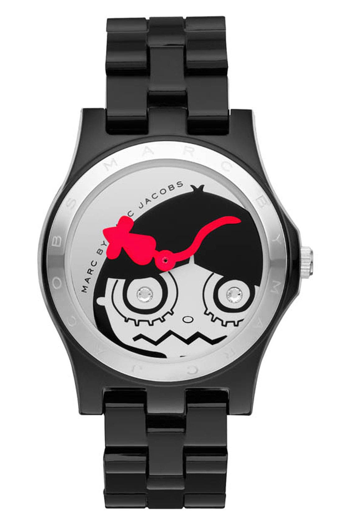 Main Image - MARC BY MARC JACOBS 'Miss Marc' Bracelet Watch