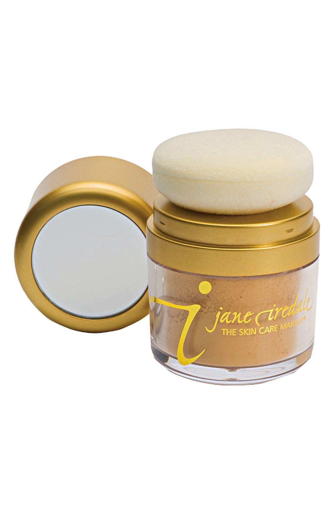 jane iredale Powder Me Dry Sunscreen Broad Spectrum SPF 30