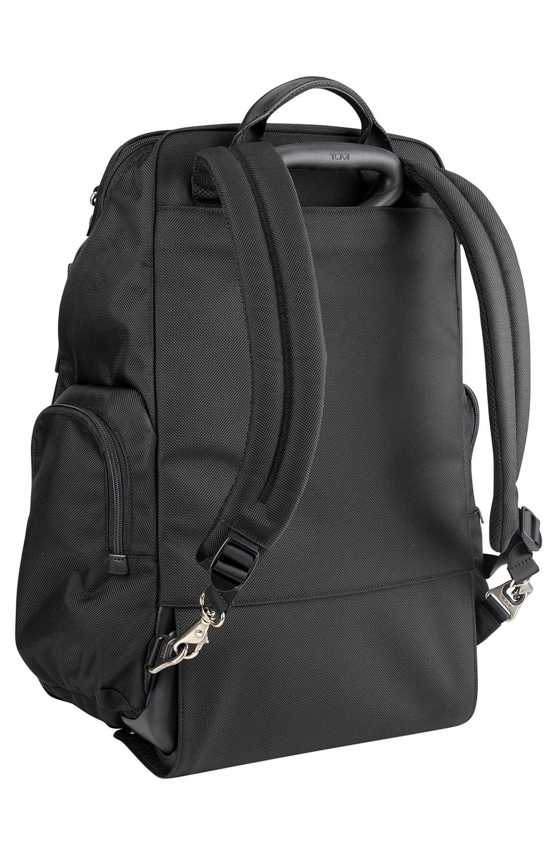 Alternate Image 3  - Tumi 'Alpha Bravo - Lemoore' Wheeled Backpack (21 Inch)