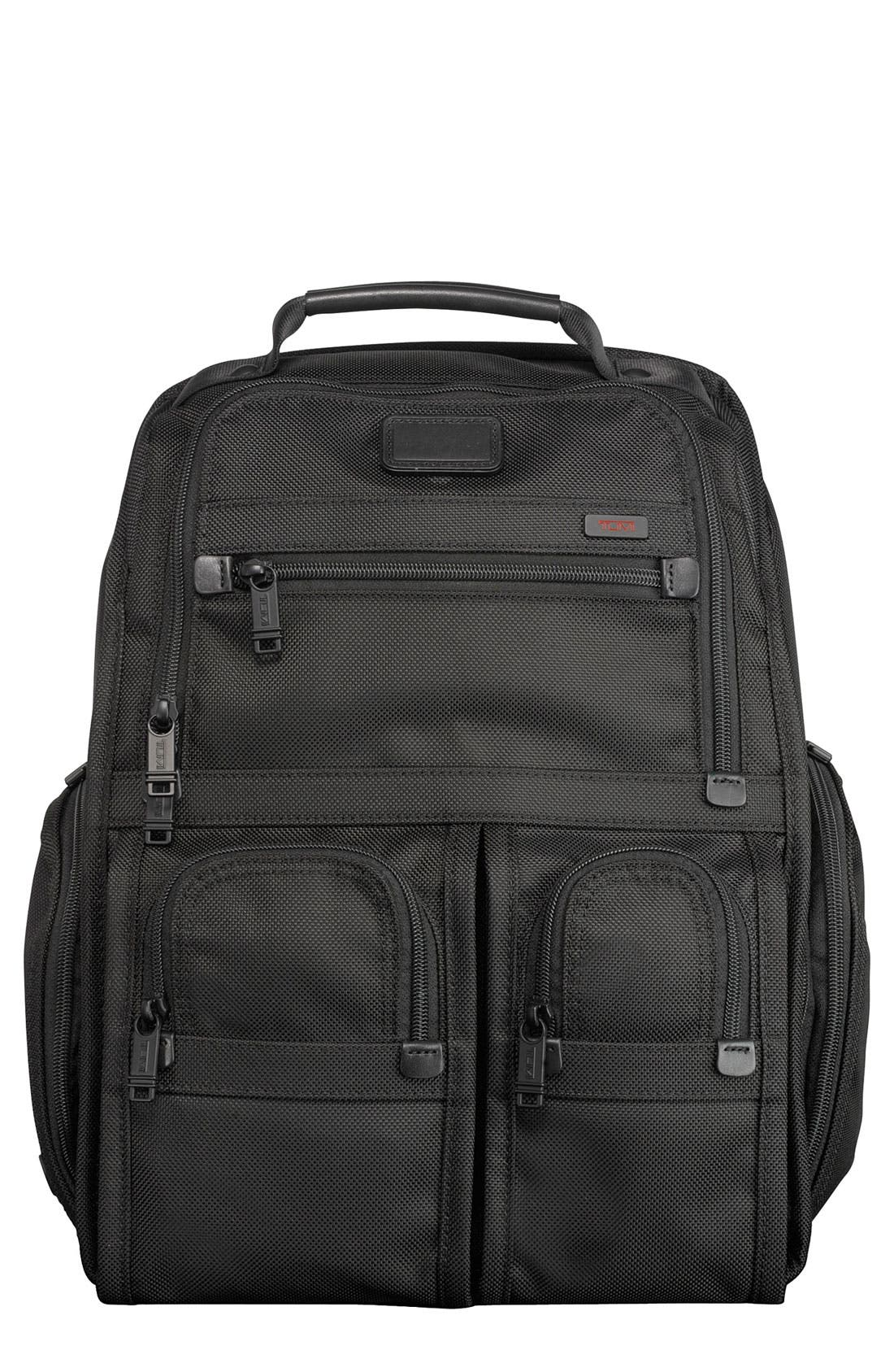 Main Image - Tumi 'Alpha' Compact Laptop BriefPack®
