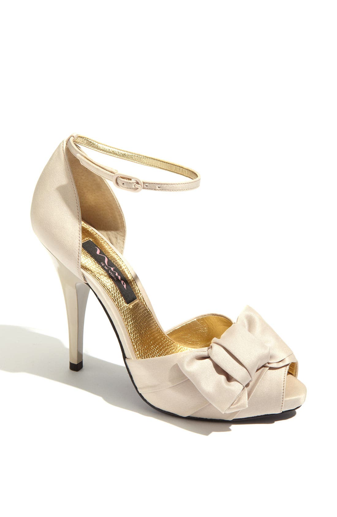 Alternate Image 1 Selected - Nina 'Electra' Sandal (Online Only)