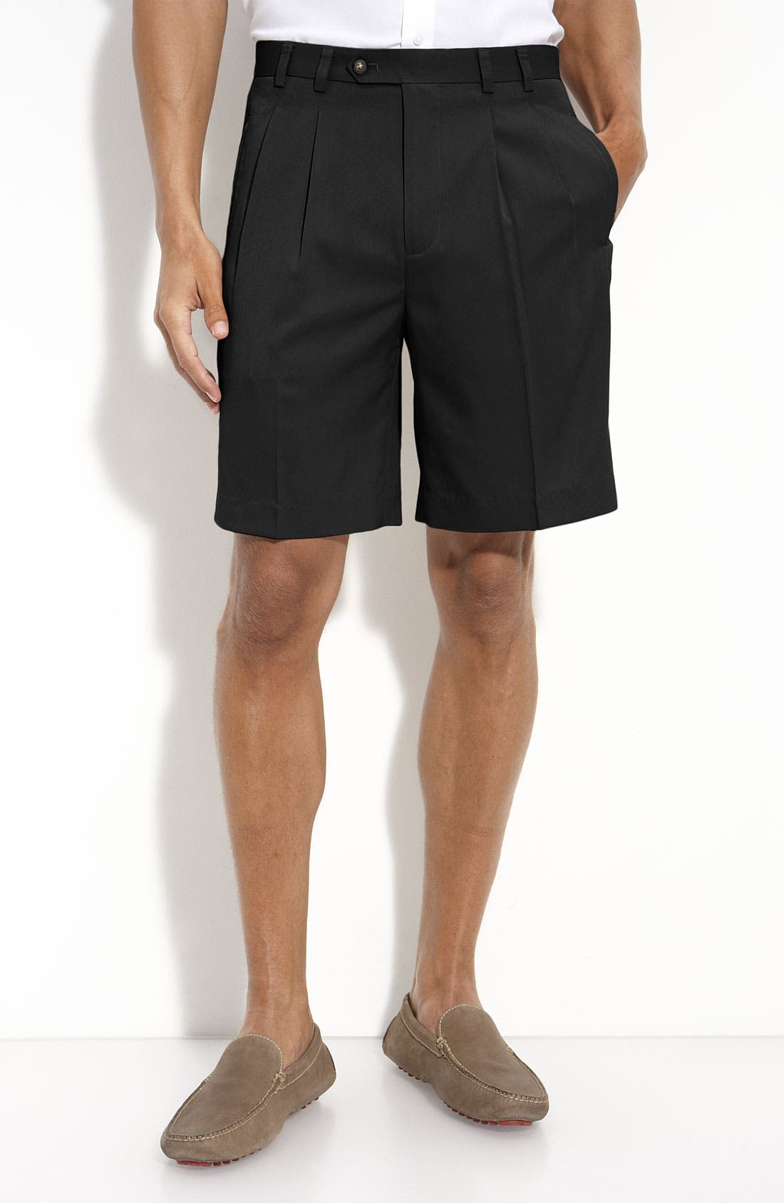 Alternate Image 1 Selected - Cutter & Buck Microfiber Shorts