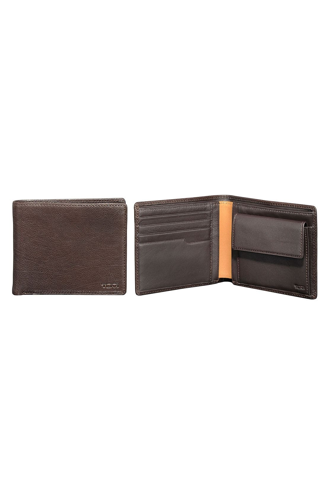Alternate Image 1 Selected - Tumi 'Sierra - Global' Coin Wallet