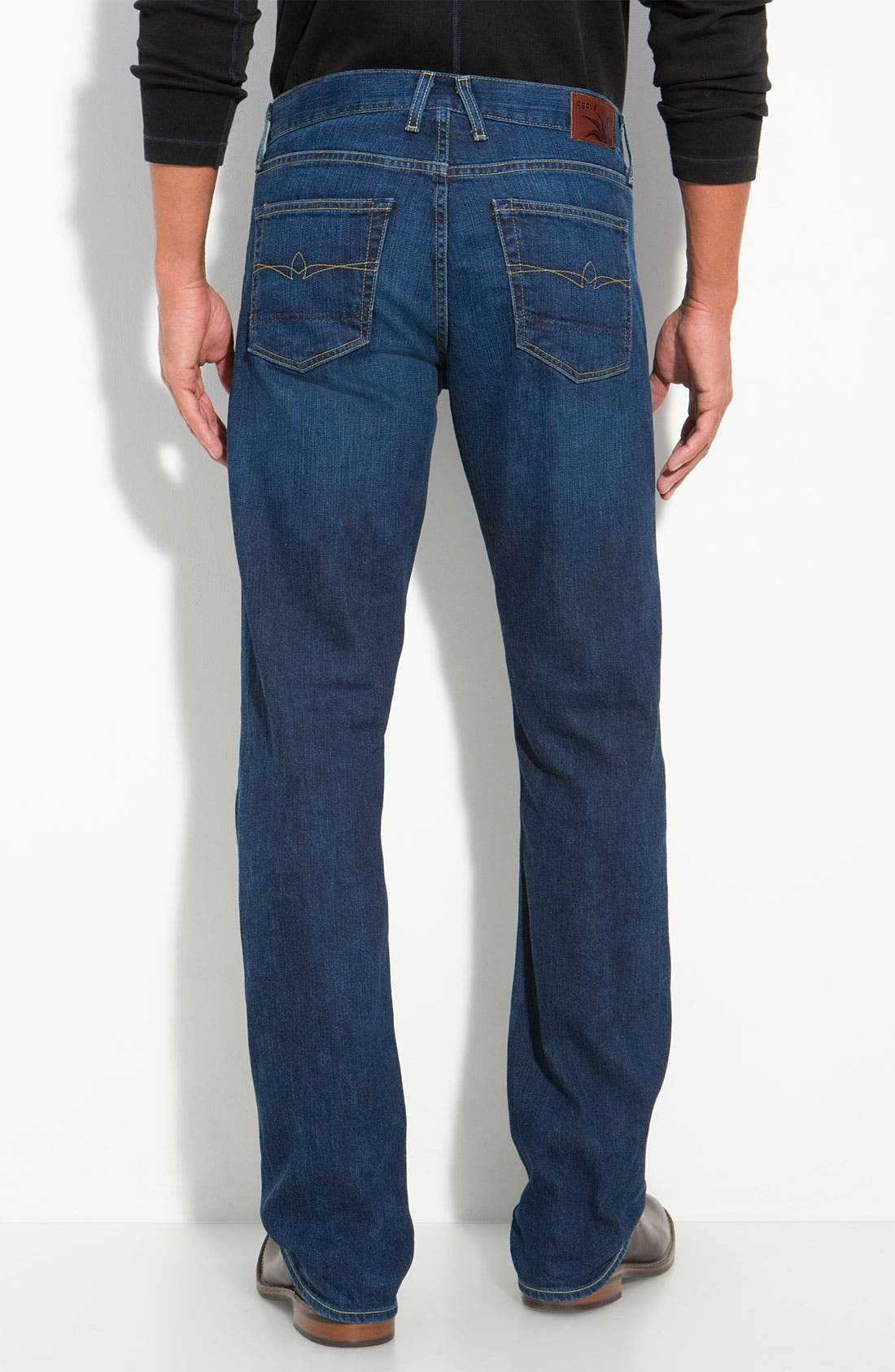 Alternate Image 2  - Agave 'Gringo - Classic Fit' Straight Leg Jeans (Dana Point Dark)