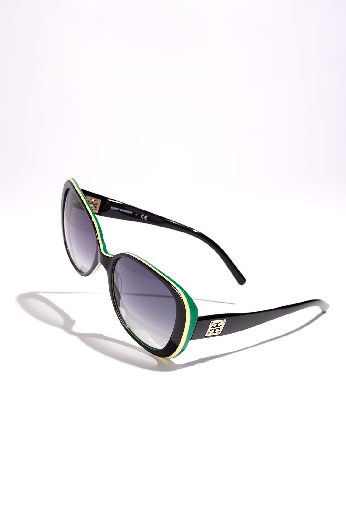 Alternate Image 2  - Tory Burch 57mm Sunglasses
