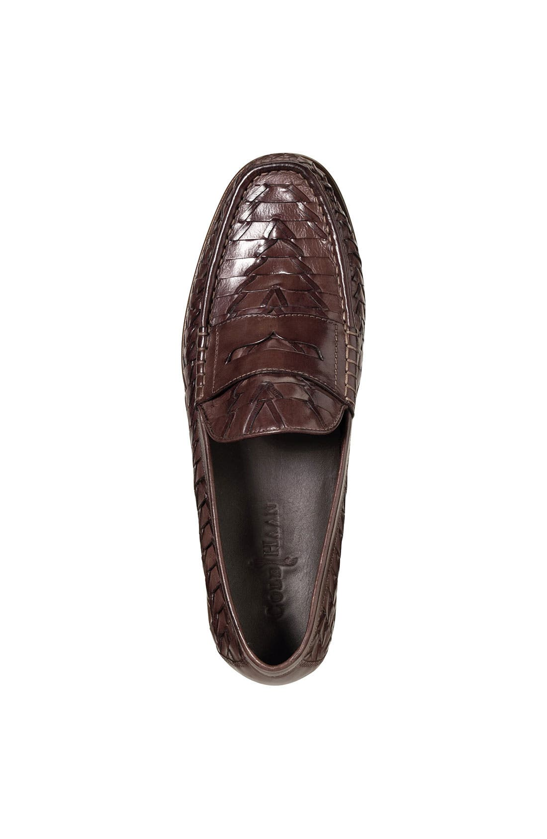 Alternate Image 4  - Cole Haan 'Air Tremont' Penny Loafer
