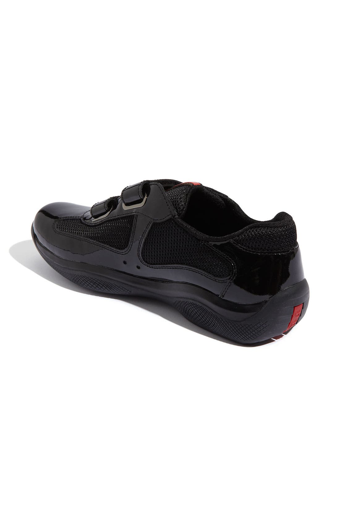 Alternate Image 2  - Prada 'America's Cup' Patent Leather Sneaker