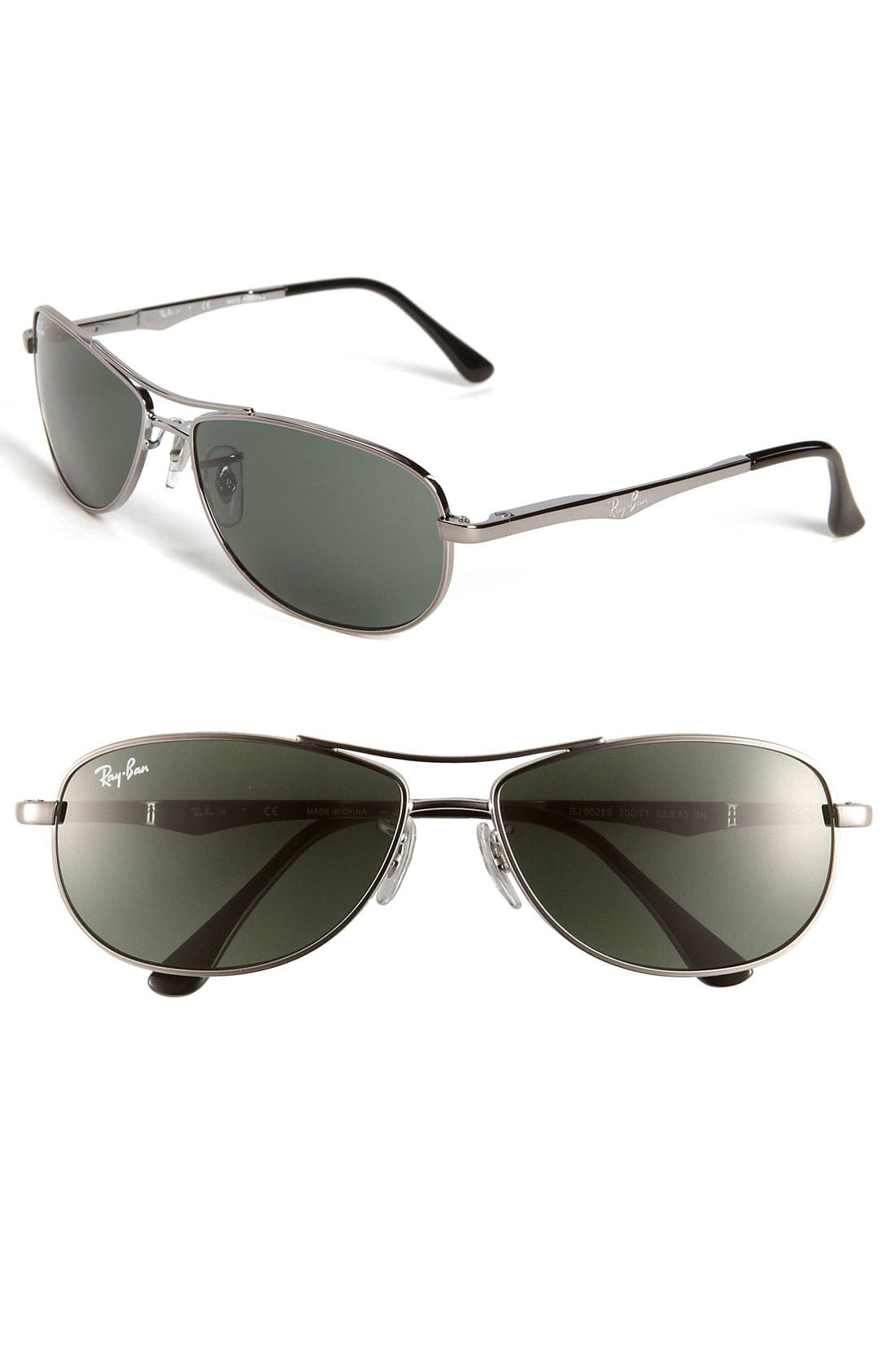 Alternate Image 1 Selected - Ray-Ban 'Morphed' Aviator 52mm Sunglasses (Big Boys)