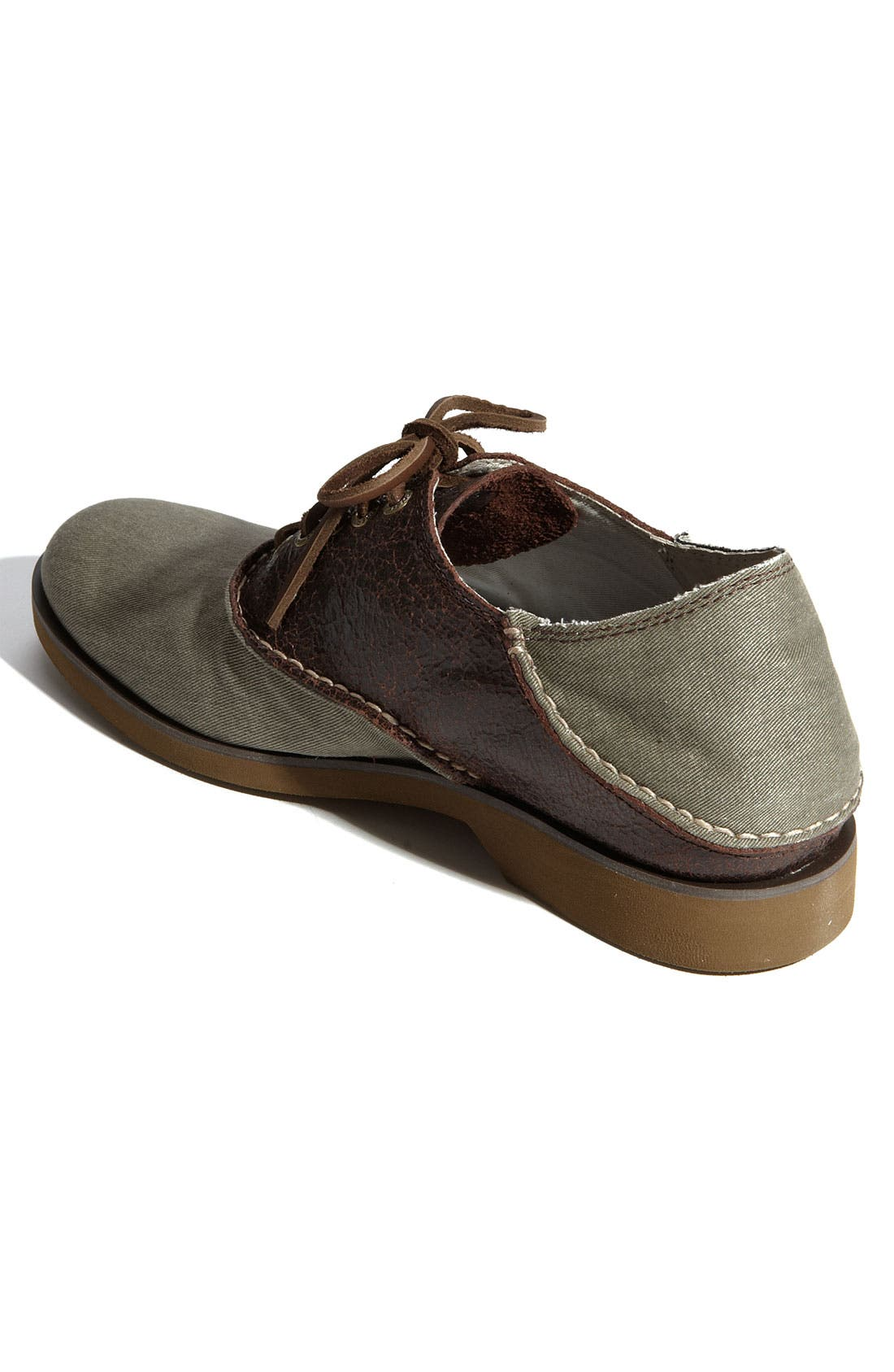 Alternate Image 2  - Sperry Top-Sider® 'Boat' Oxford Saddle Shoe