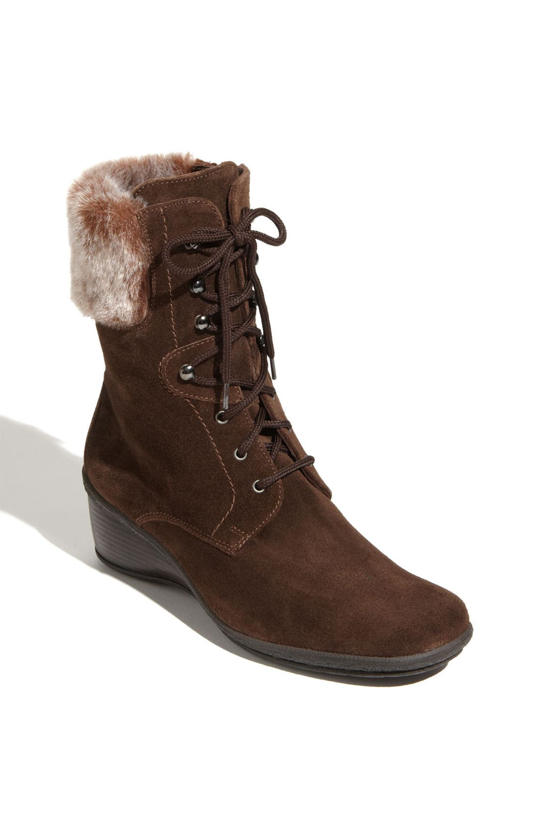 Main Image - Aquatalia by Marvin K 'Marvel' Weatherproof Suede Boot