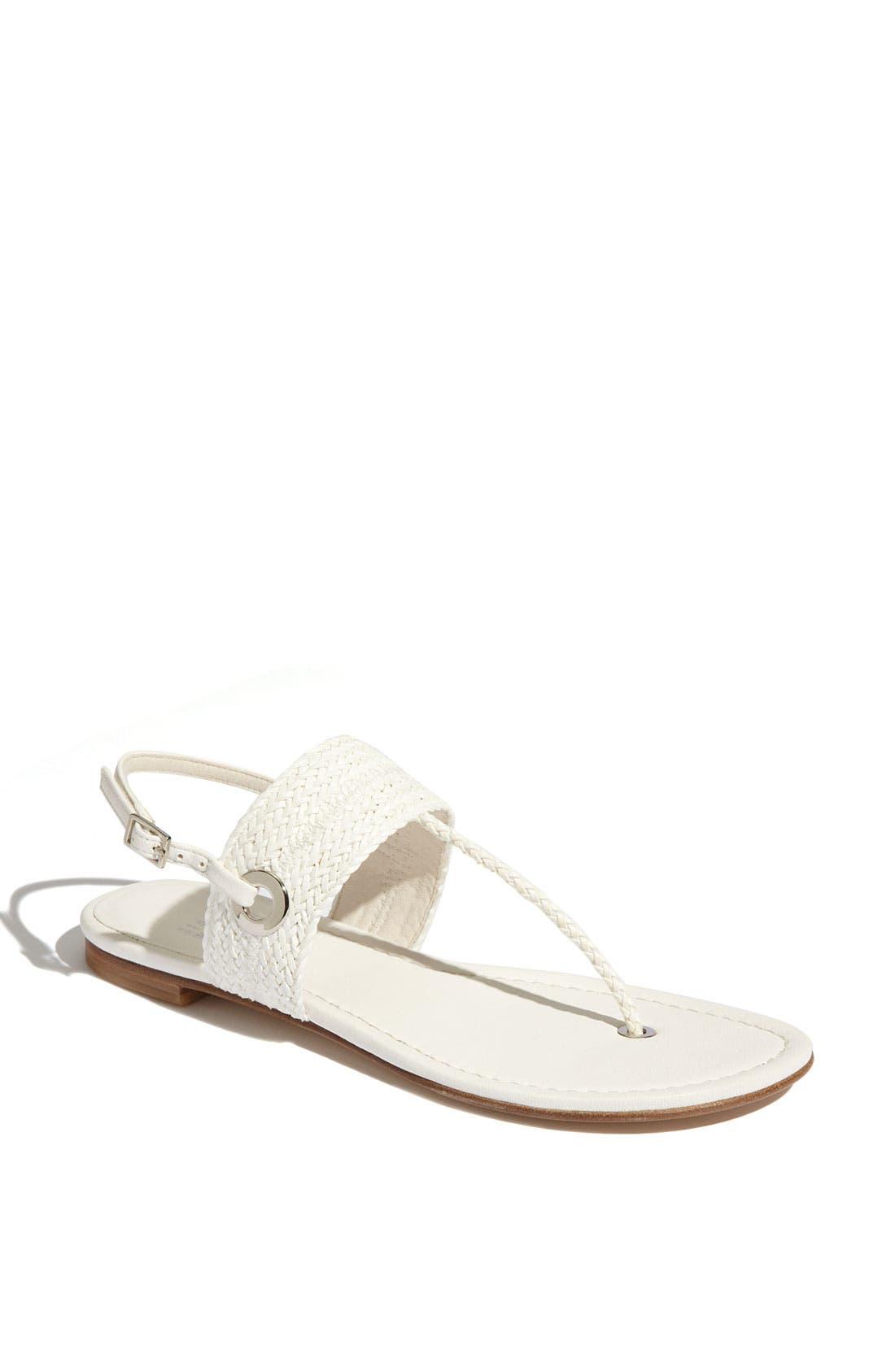 Alternate Image 1 Selected - Stuart Weitzman 'Bimini' Sandal