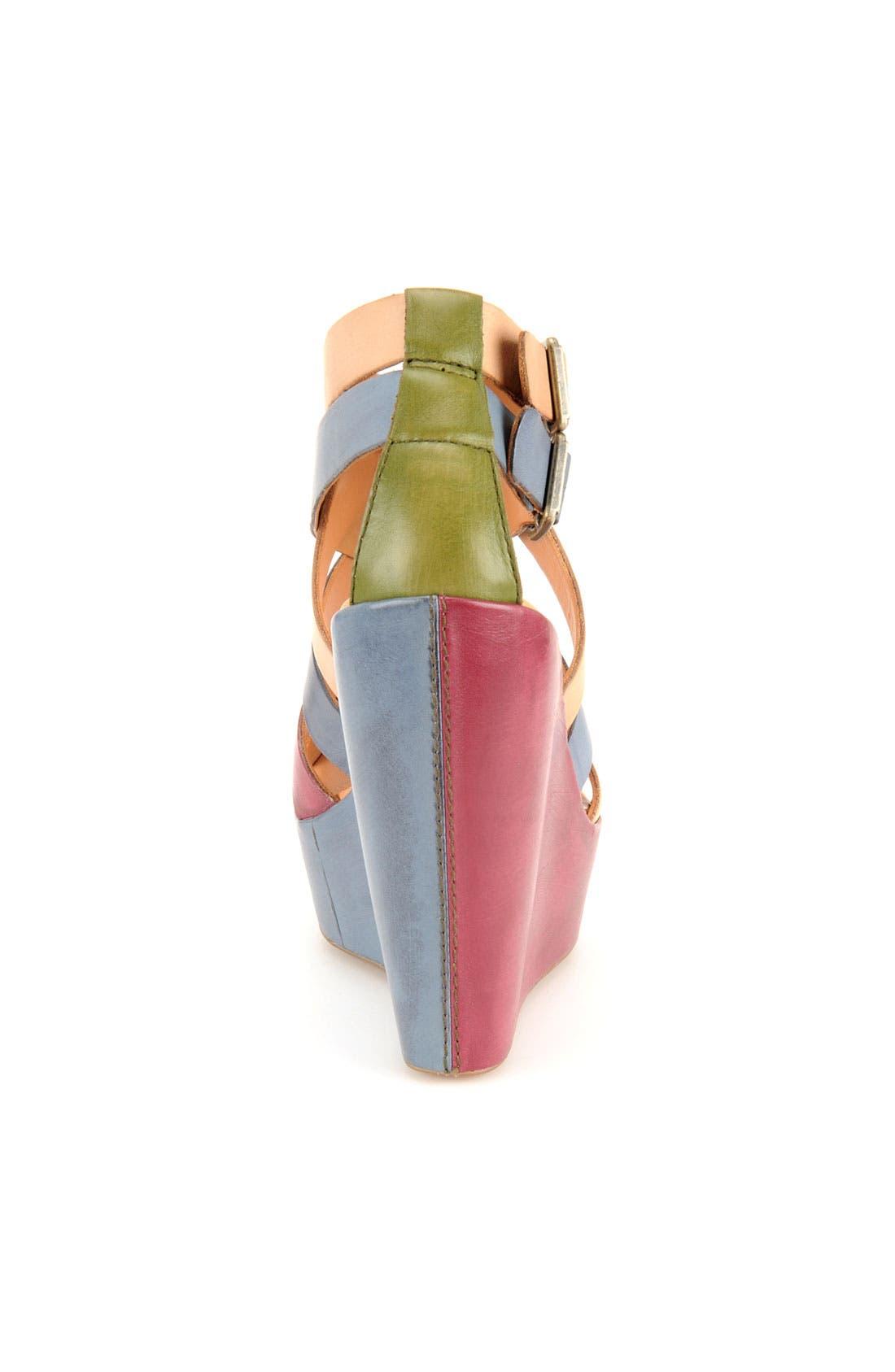 Alternate Image 4  - Kork-Ease 'Hailey' Wedge Sandal