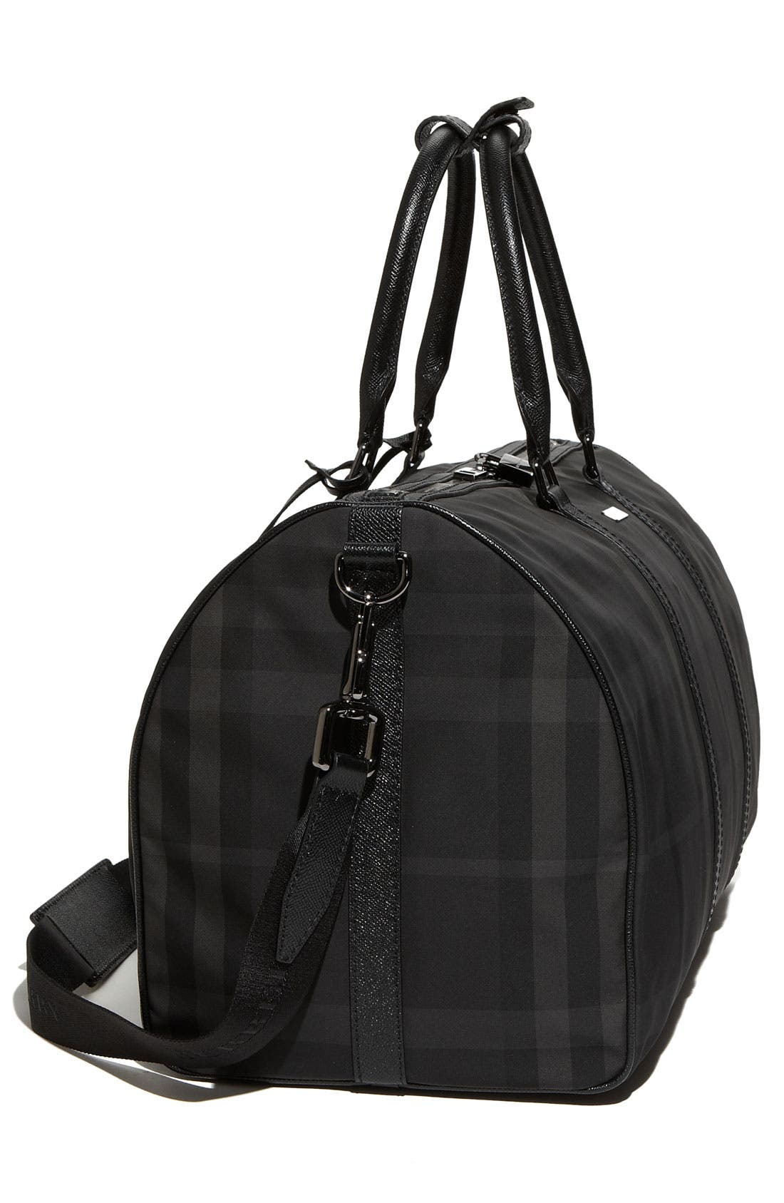 Alternate Image 3  - Burberry Duffel Bag