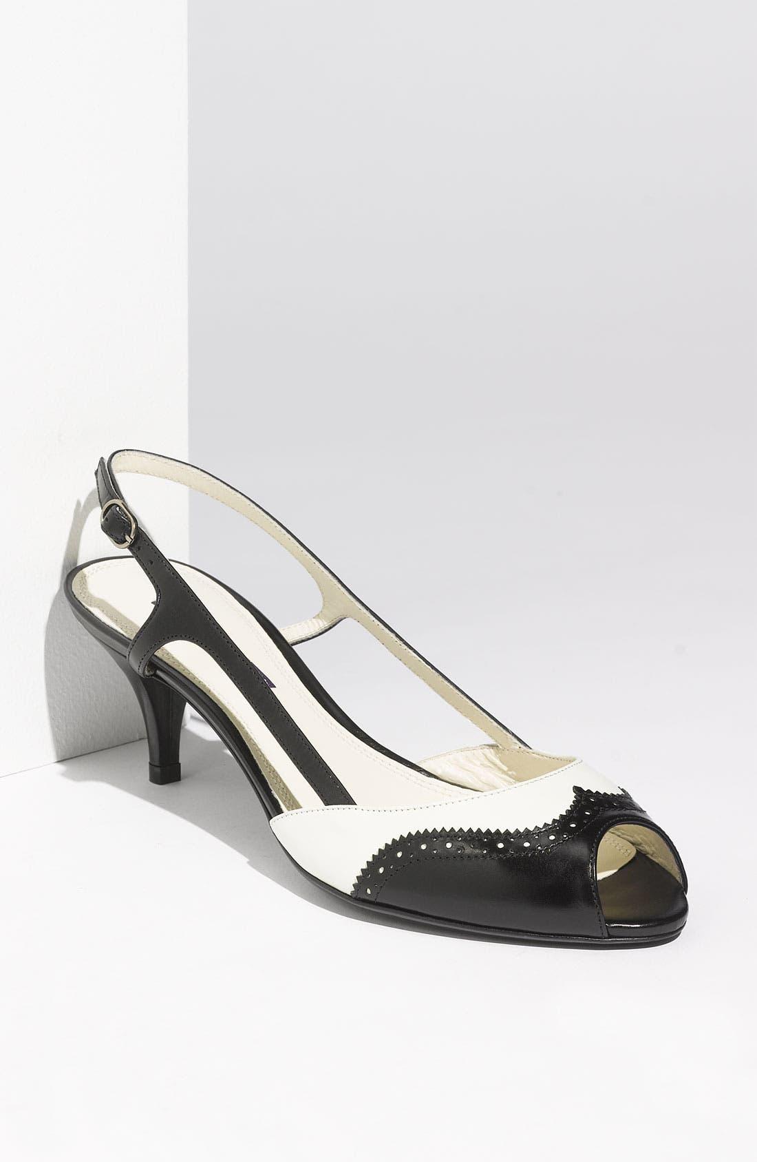 Alternate Image 1 Selected - Ralph Lauren Collection 'Inaya' Sandal