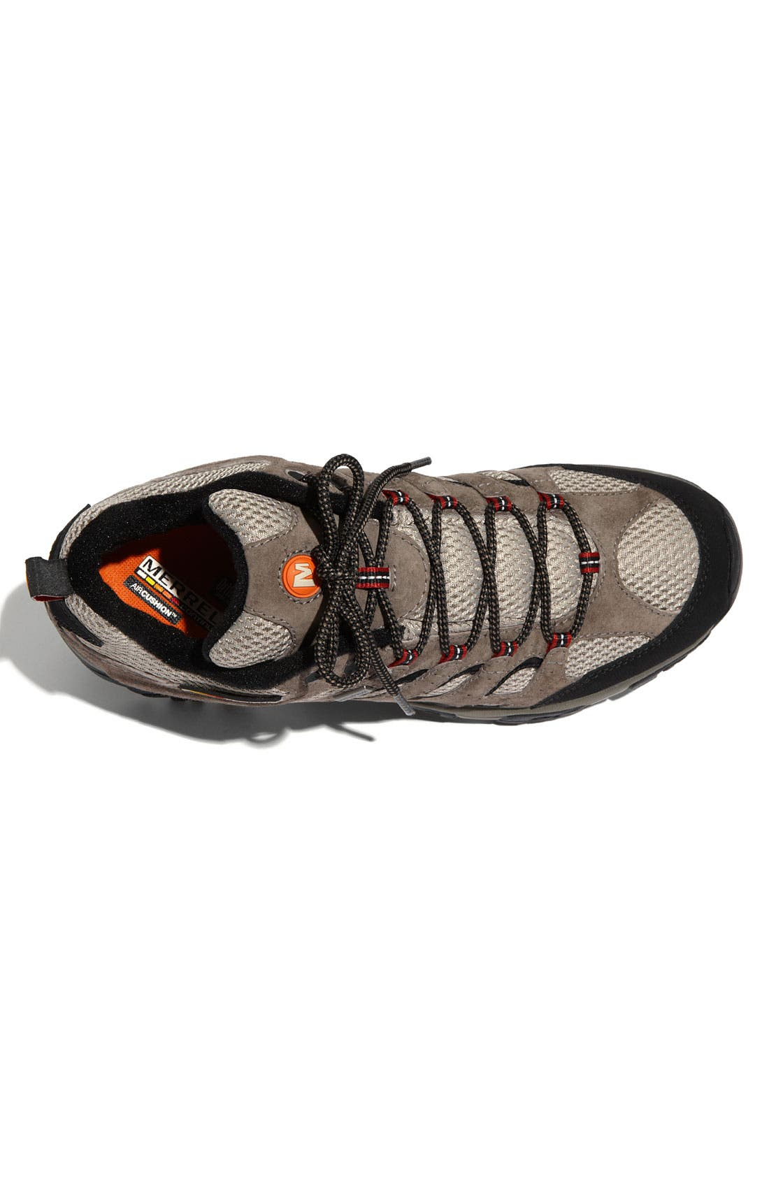 Alternate Image 3  - Merrell 'Moab' Waterproof Hiking Shoe (Men)