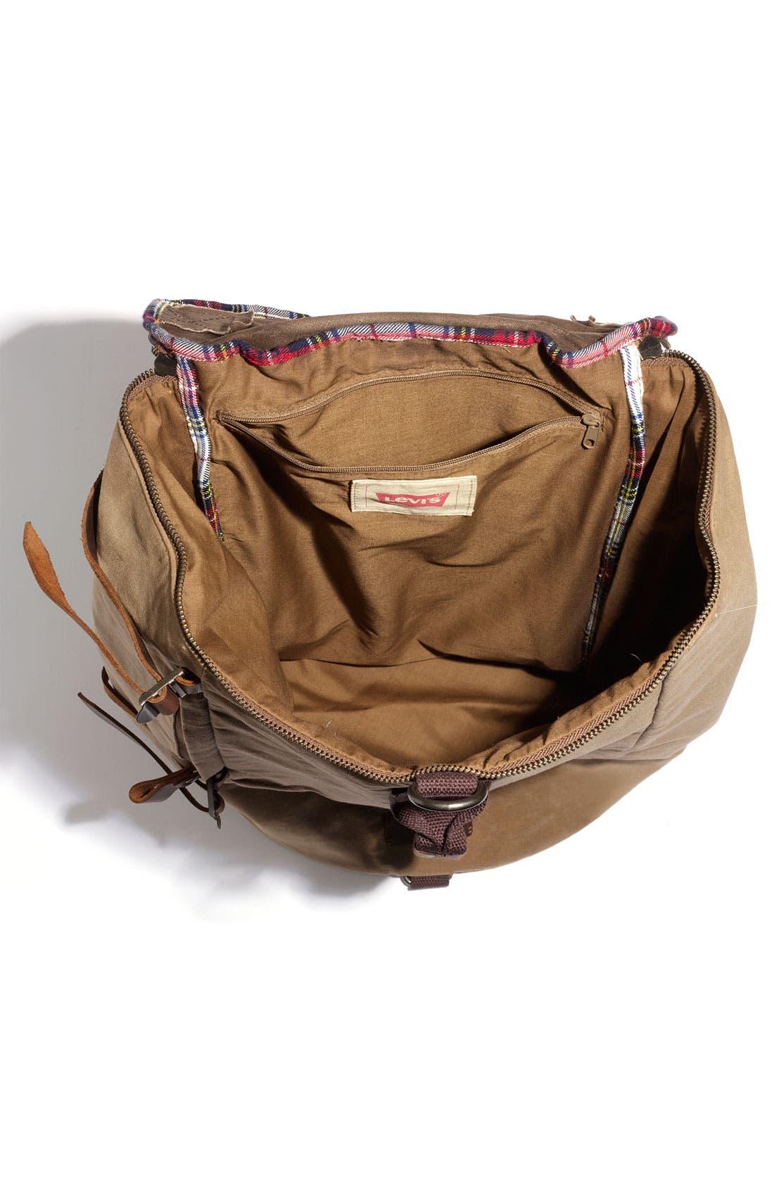 Alternate Image 3  - Levi's® 'River Rock' Convertible Backpack