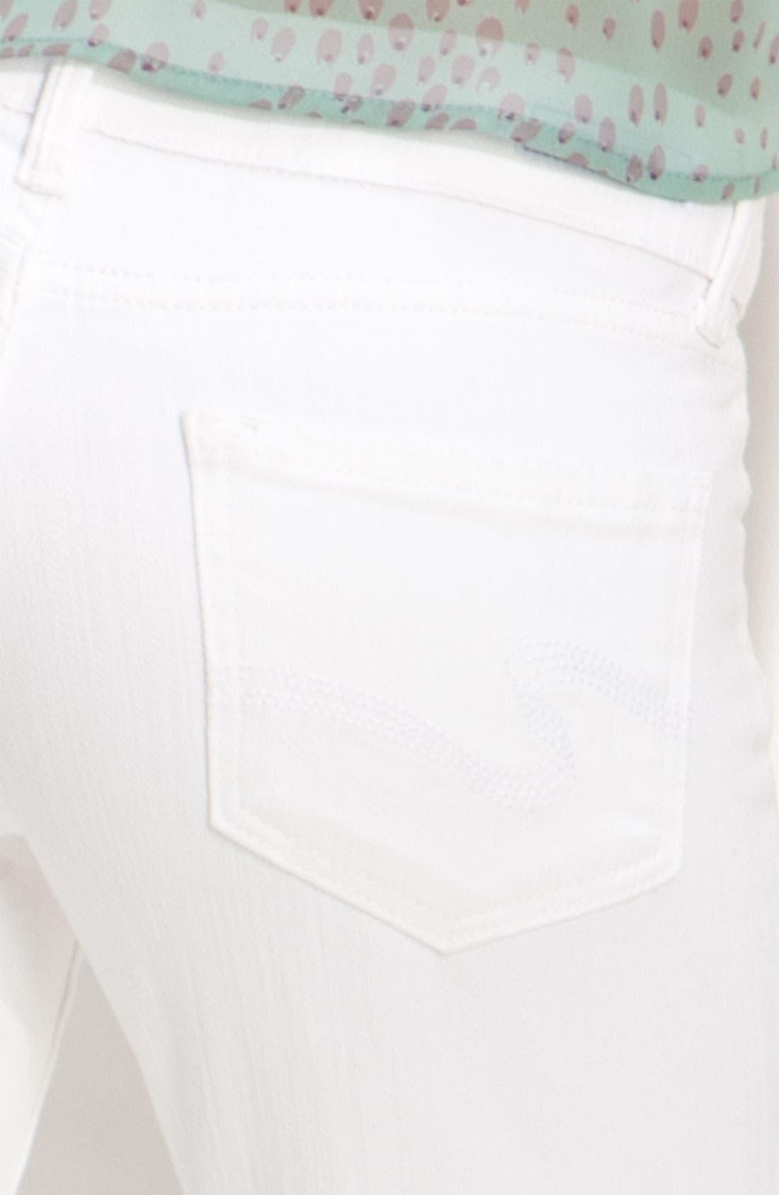 Alternate Image 3  - STS Blue 'Getaway' Flare Leg Jeans  (Juniors)