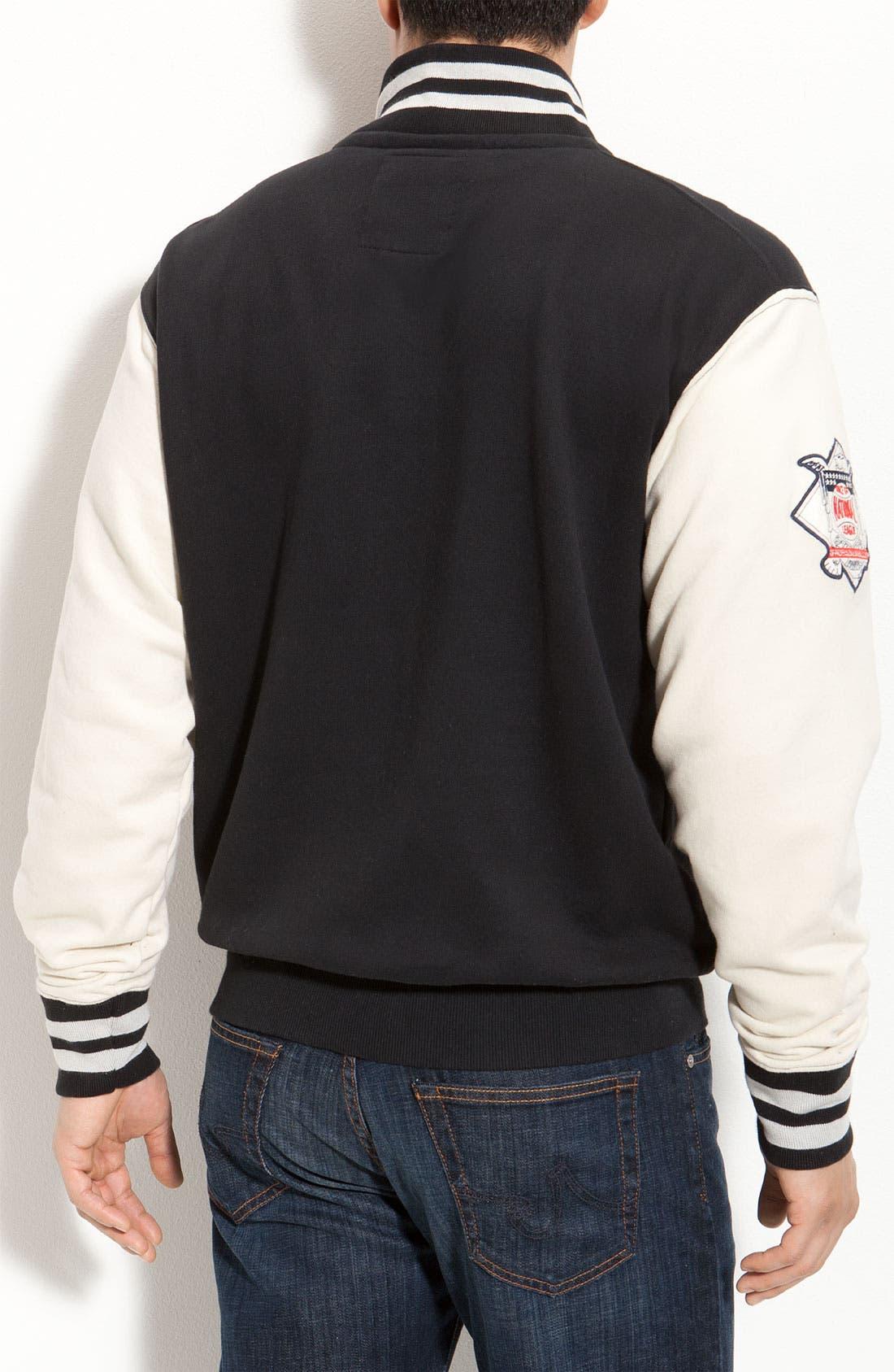 Alternate Image 2  - Red Jacket 'Homeroom Giants' Jacket