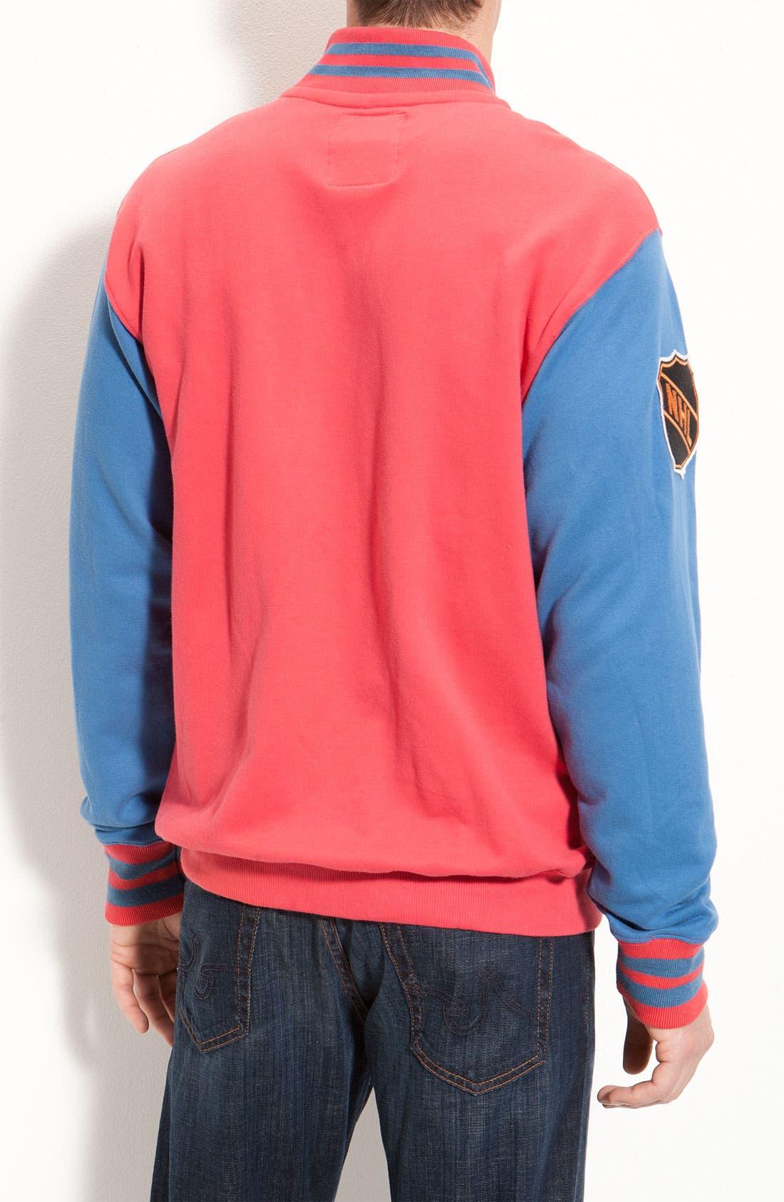 Alternate Image 2  - Red Jacket 'Homeroom Capitals' Jacket