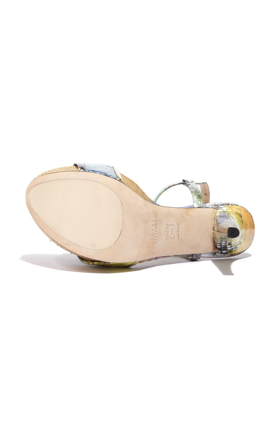 Alternate Image 4  - Stuart Weitzman 'Onceover' High Heel Sandal