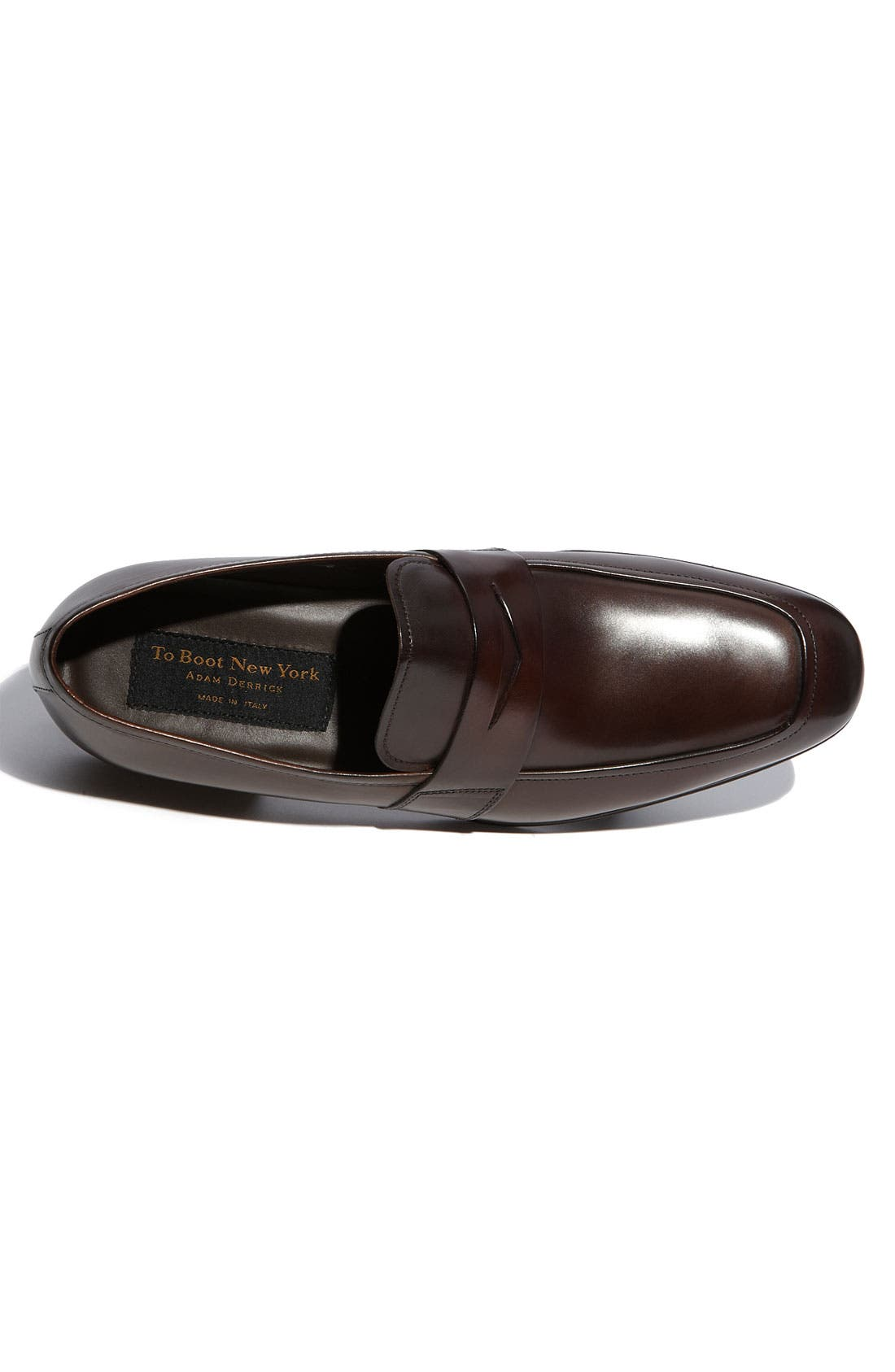 Alternate Image 3  - To Boot New York 'Senato' Penny Loafer (Men)
