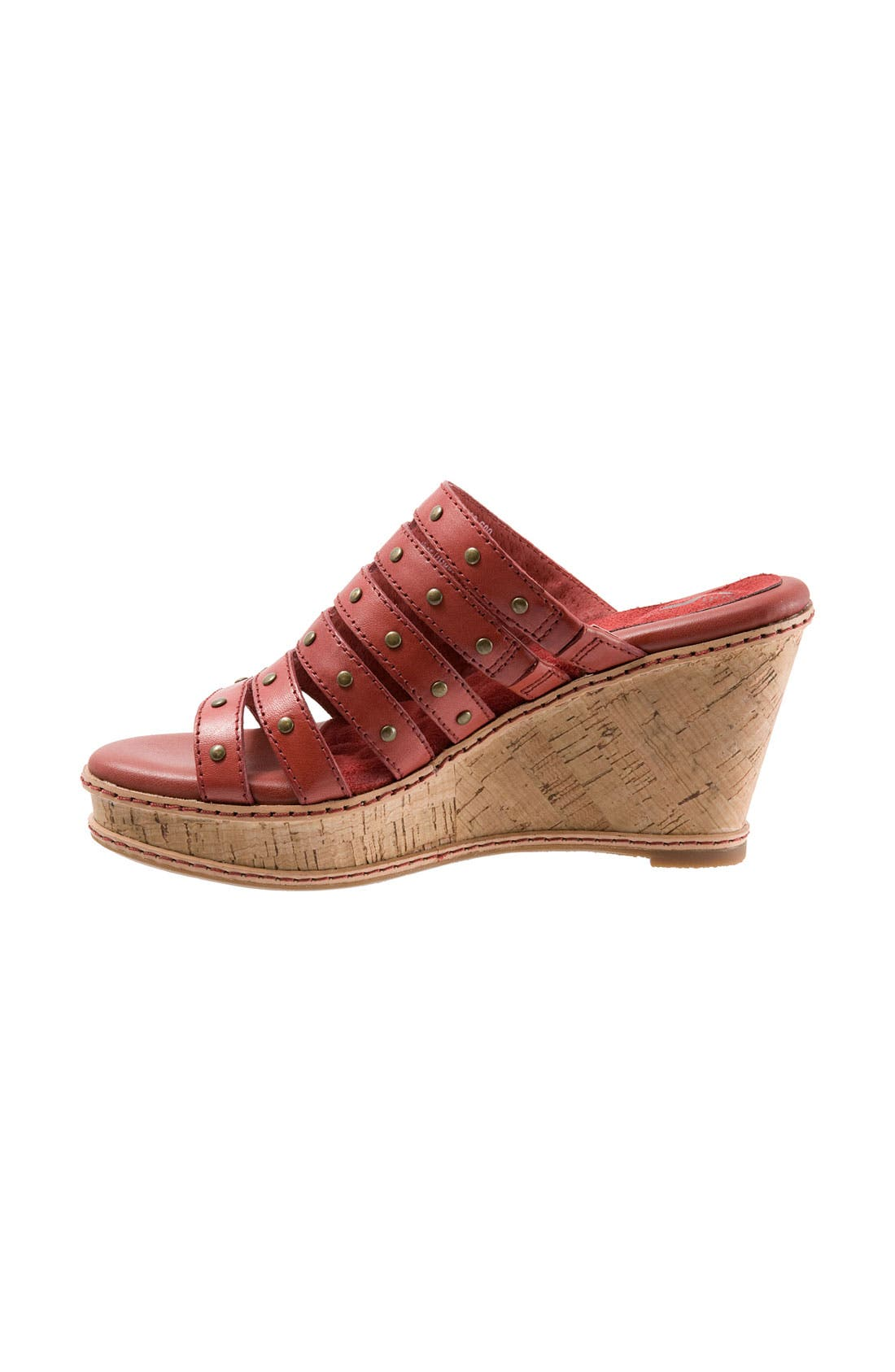 Alternate Image 2  - SoftWalk® 'San Fran' Wedge Sandal