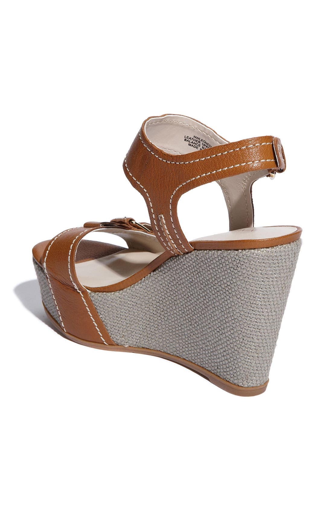Alternate Image 2  - Nine West 'Leoness' Wedge Sandal