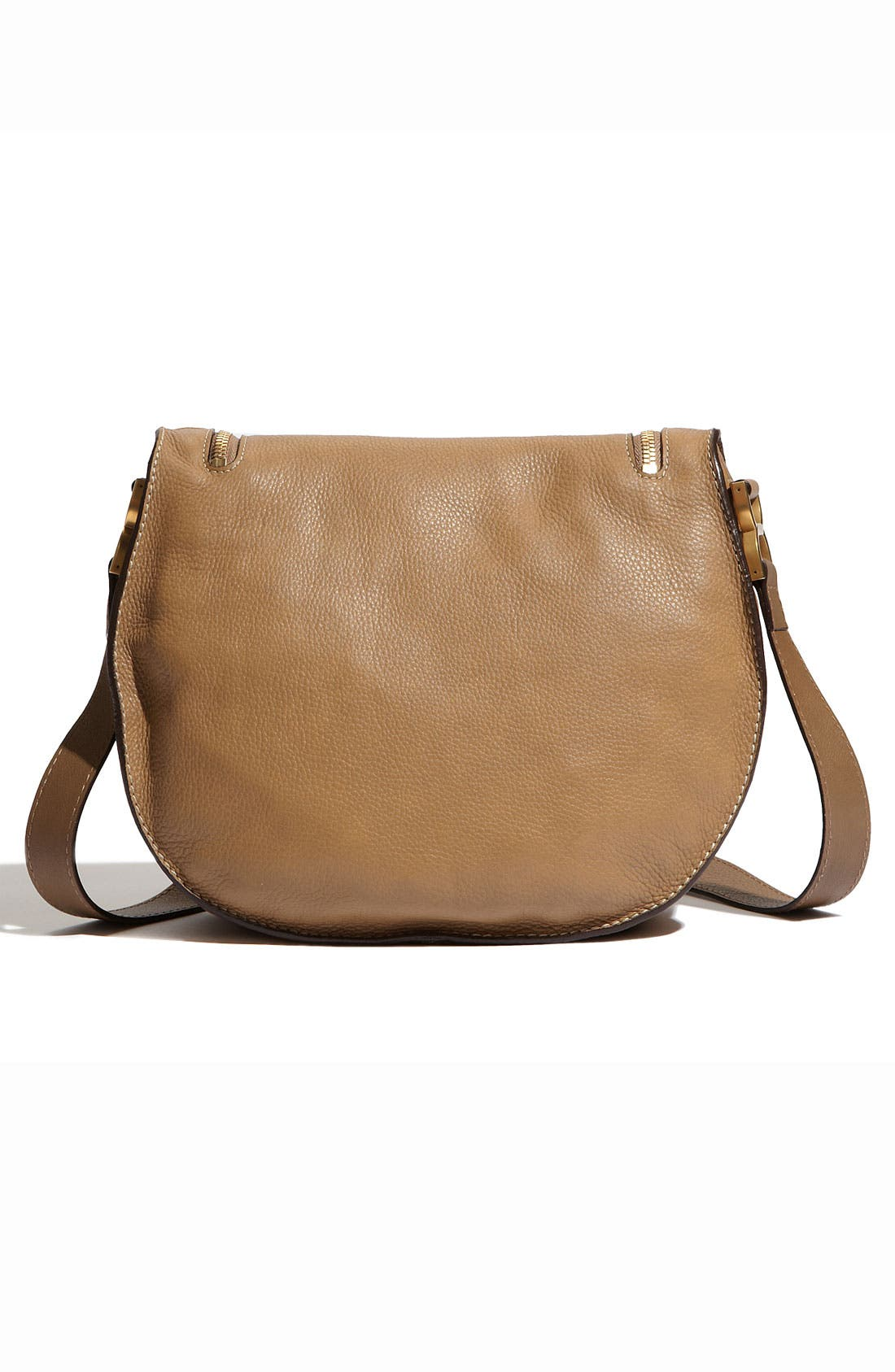 Alternate Image 4  - Chloé 'Marcie' Leather Crossbody Bag