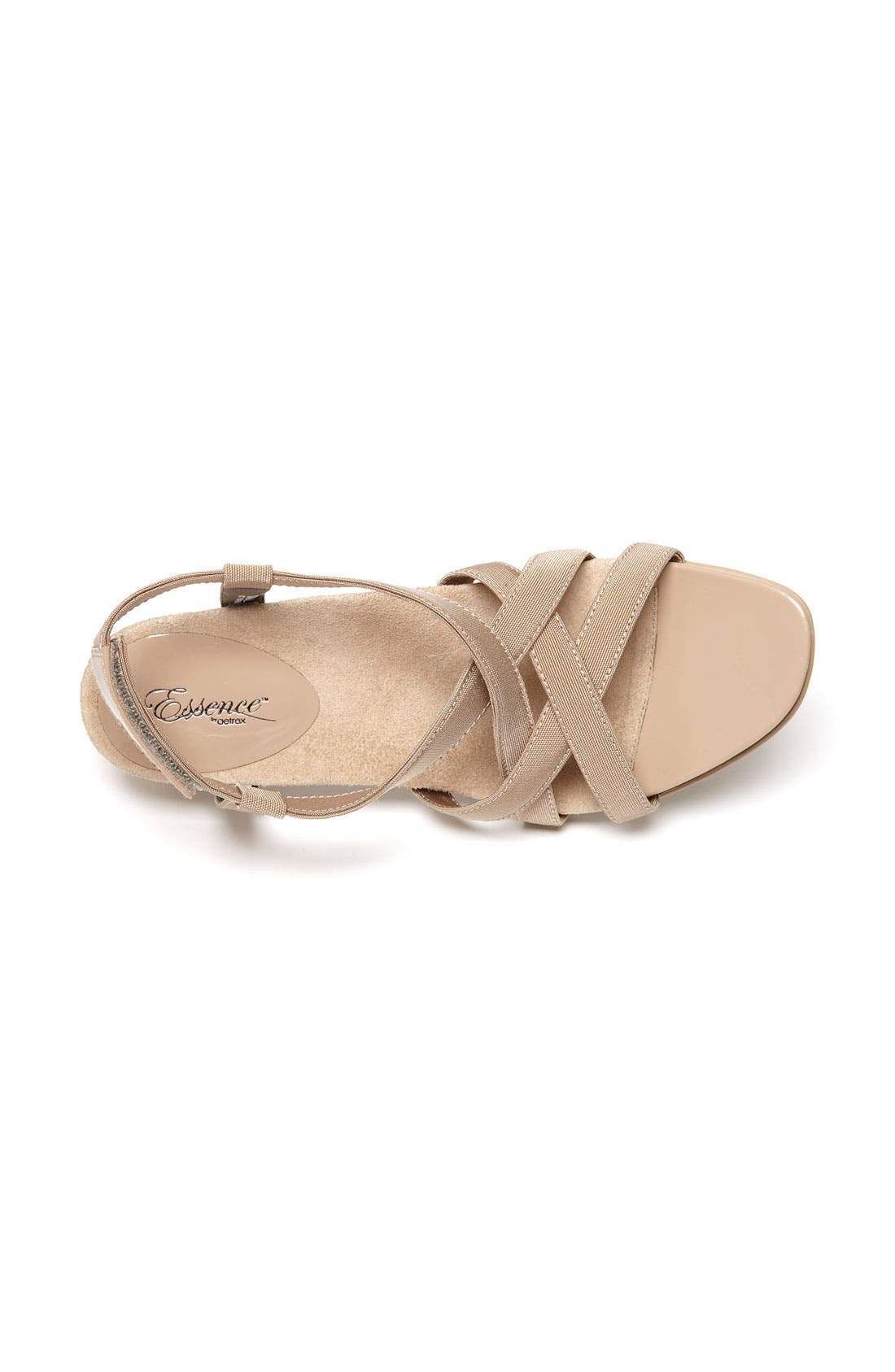 Alternate Image 3  - Aetrex 'Ashley' Sandal