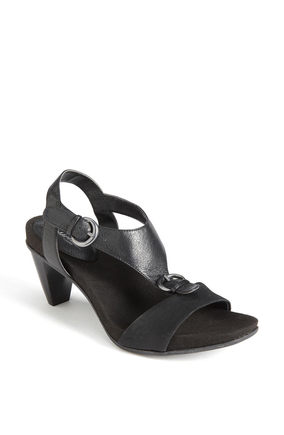 Alternate Image 1 Selected - Aetrex 'Tanya' Sandal