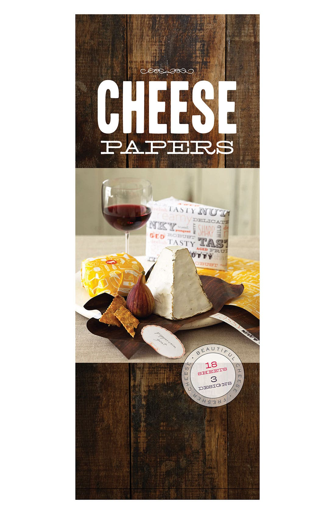 Alternate Image 1 Selected - Cheese Papers Kit