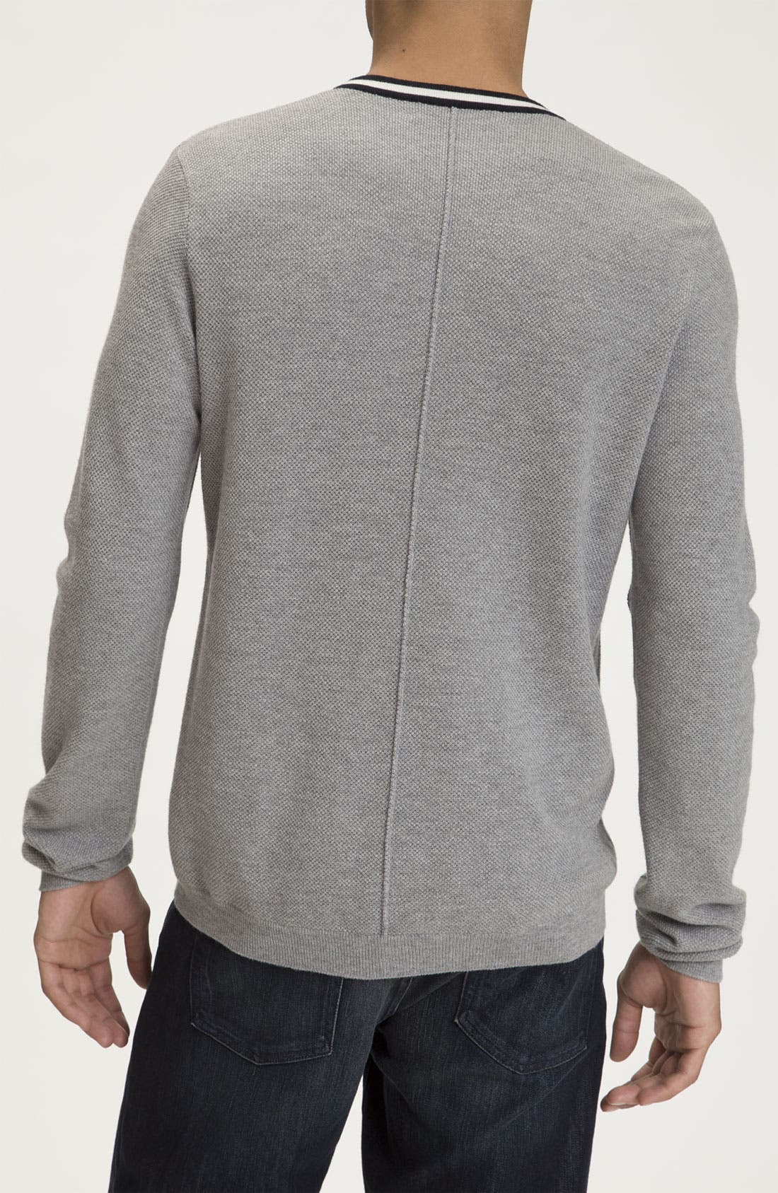 Alternate Image 2  - rag & bone 'Franklin' Crewneck Sweater