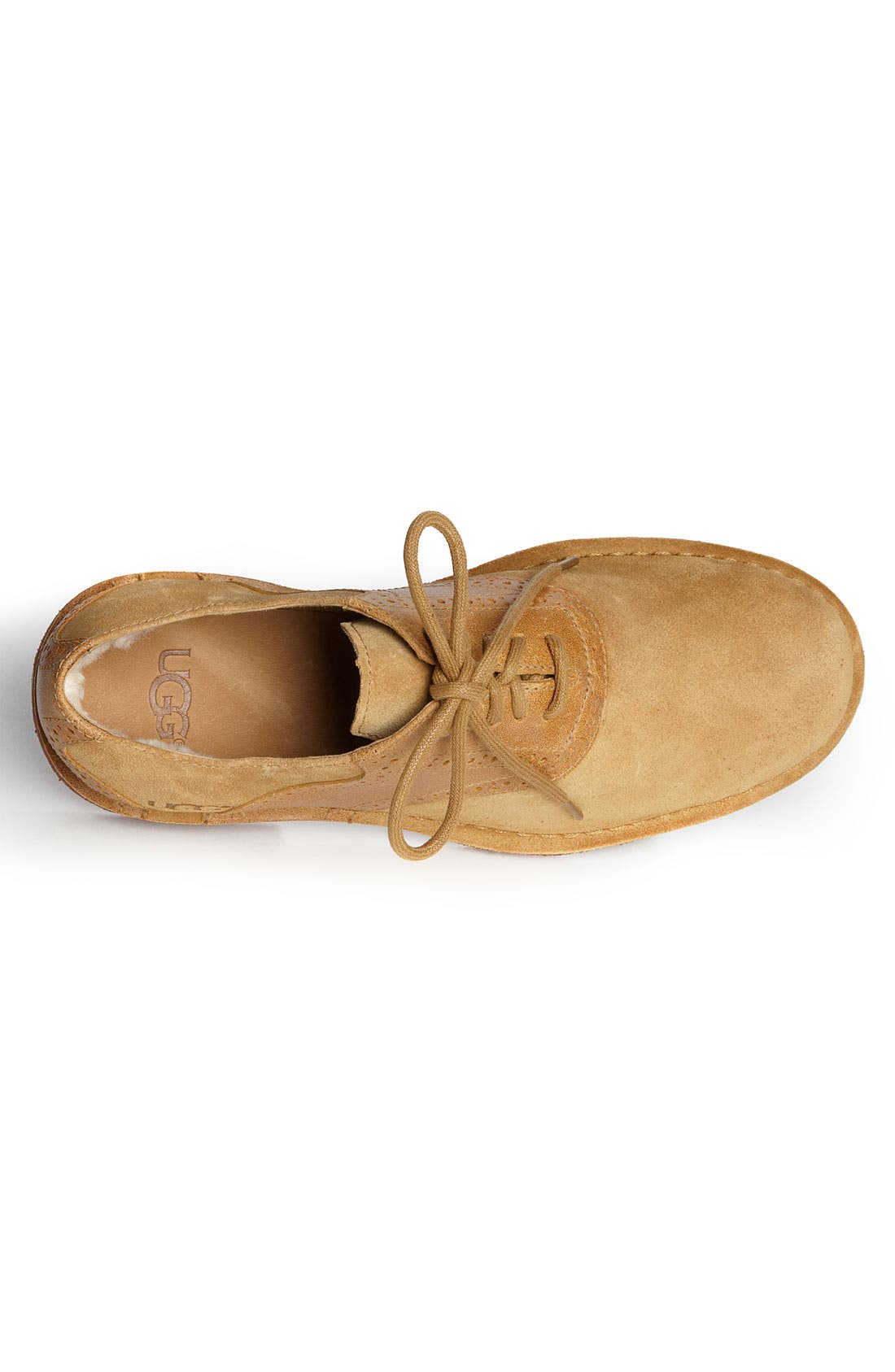 Alternate Image 3  - UGG® Australia Saddle Oxford (Men)