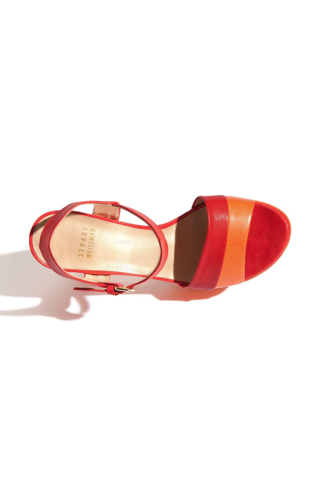 Alternate Image 3  - Stuart Weitzman 'Once' Sandal