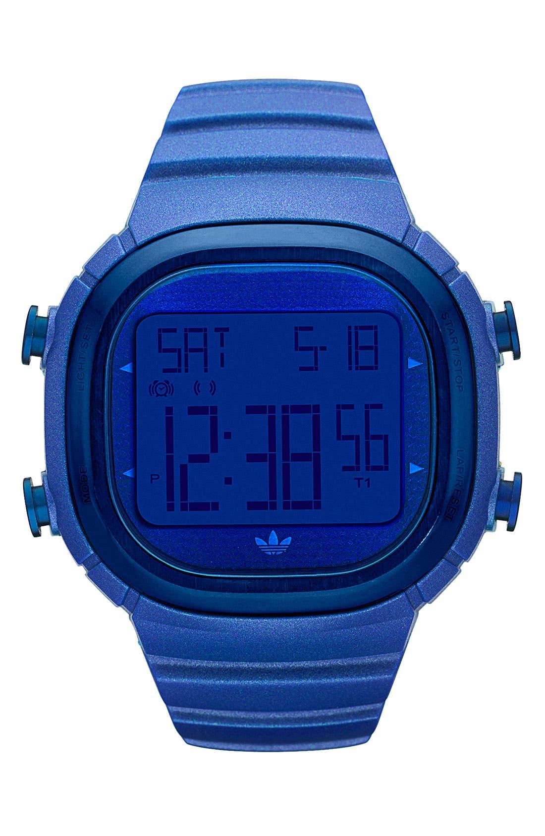 Alternate Image 1 Selected - adidas Originals 'Seoul' Digital Watch