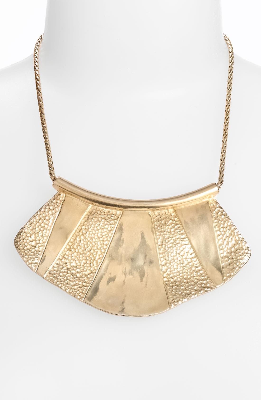 Alternate Image 1 Selected - Nordstrom 'Tribal Metal' Bib Necklace