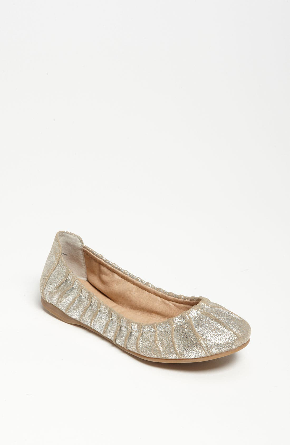 Alternate Image 1 Selected - Nordstrom 'Brooklynn' Flat (Walker, Toddler, Little Kid & Big Kid)