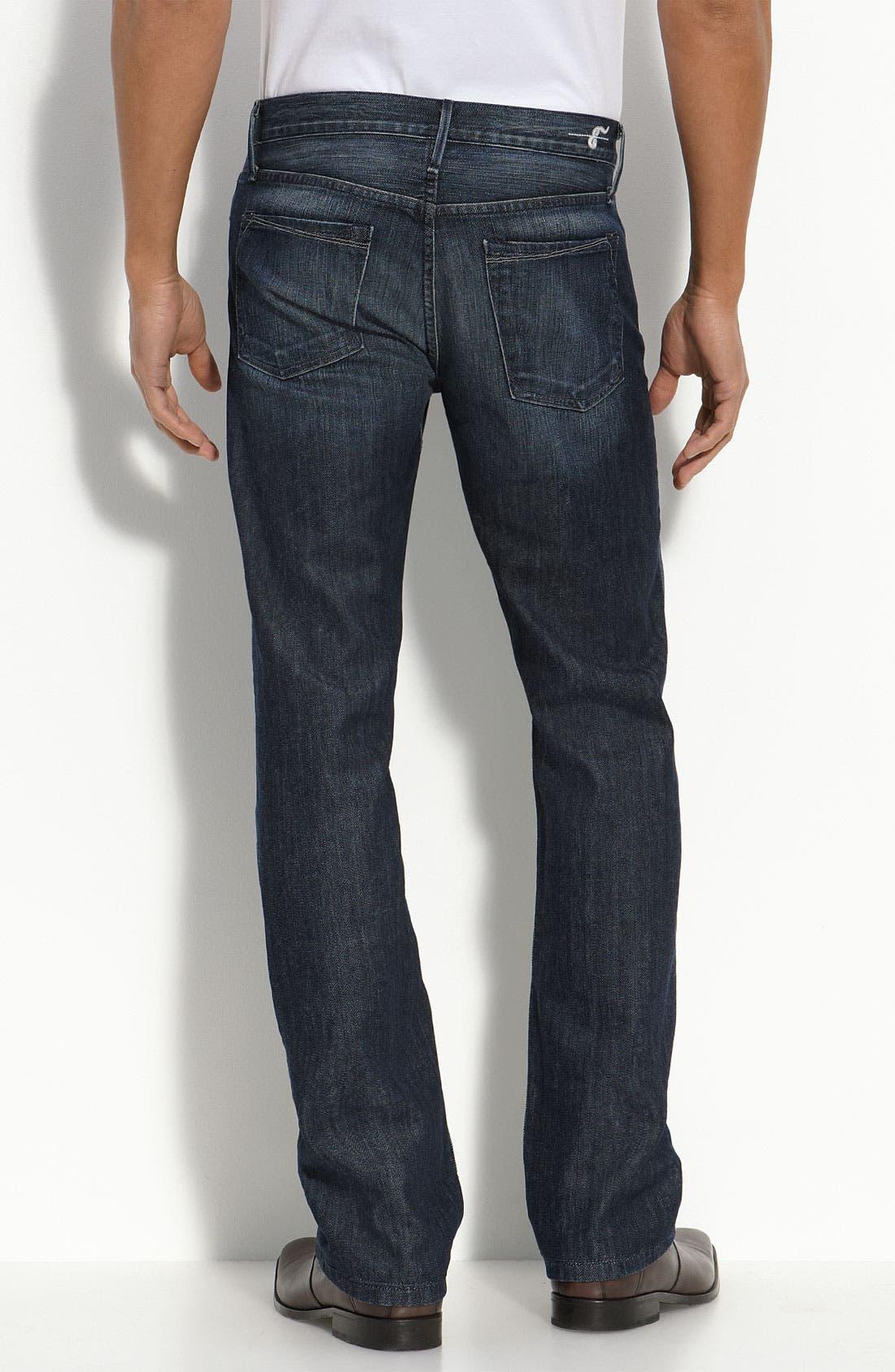 Alternate Image 2  - Earnest Sewn 'Fulton' Straight Leg Jeans (Parker)