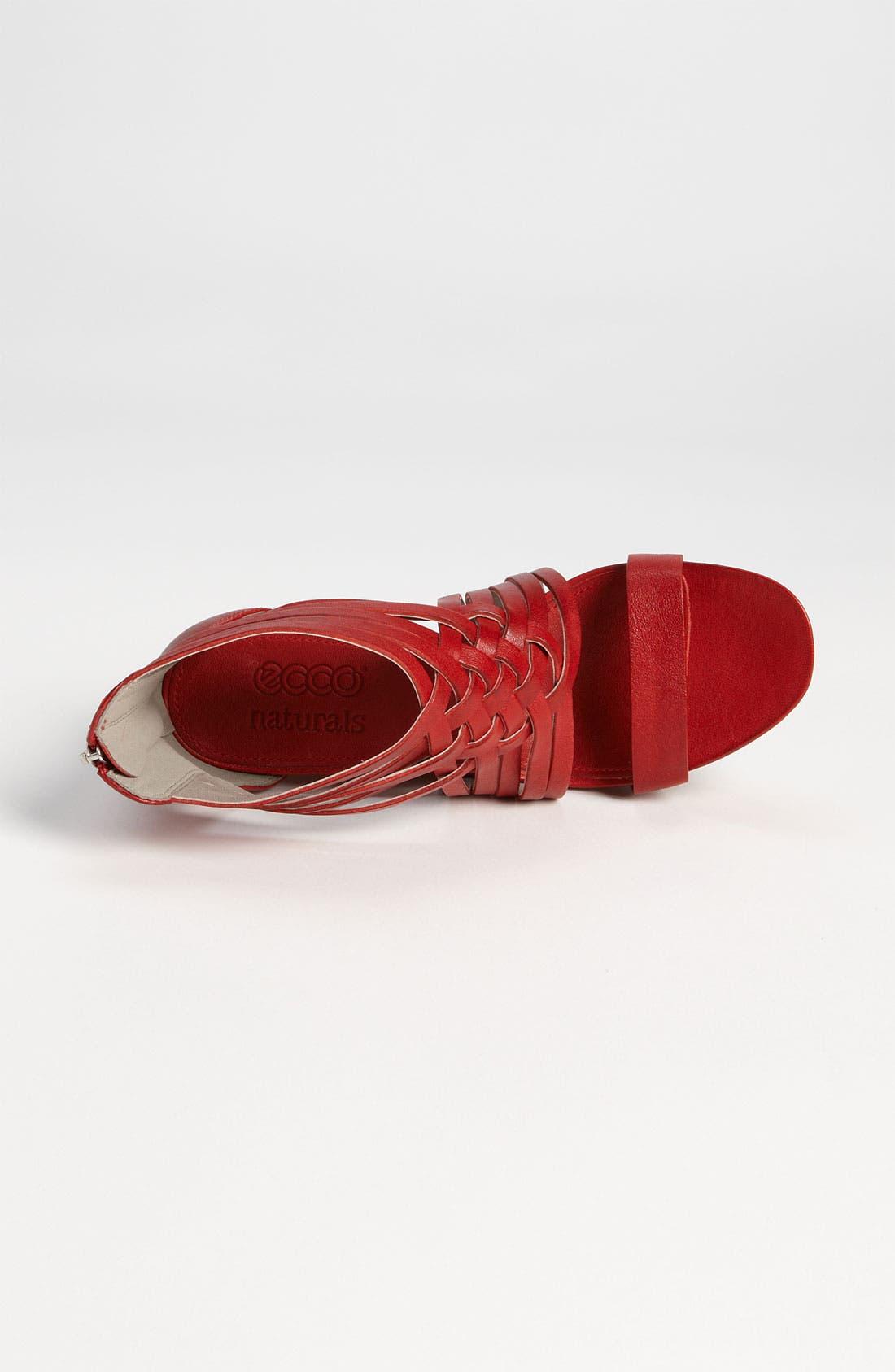 Alternate Image 3  - ECCO 'Moki Woven' Sandal