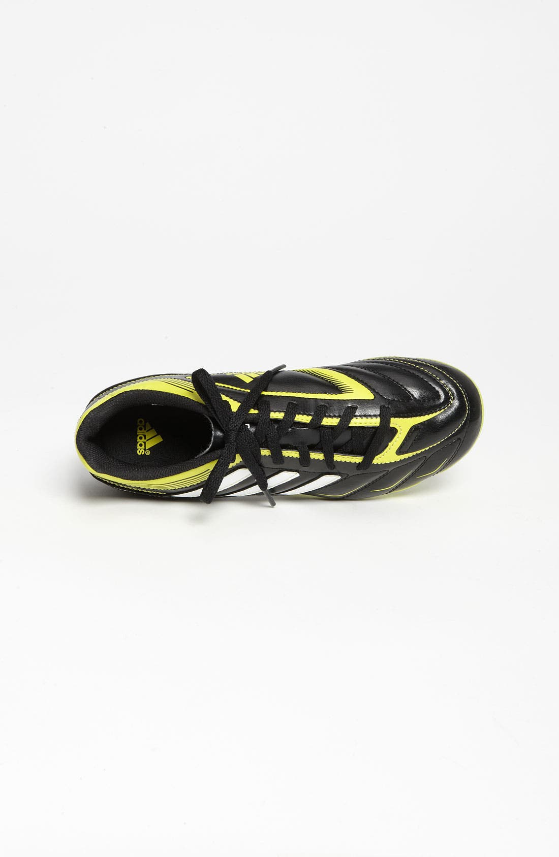 Alternate Image 3  - adidas 'Eziero' Soccer Shoe (Little Kid & Big Kid)