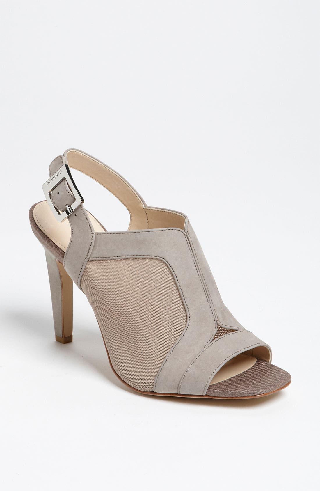 Alternate Image 1 Selected - Calvin Klein 'Lisah' Sandal