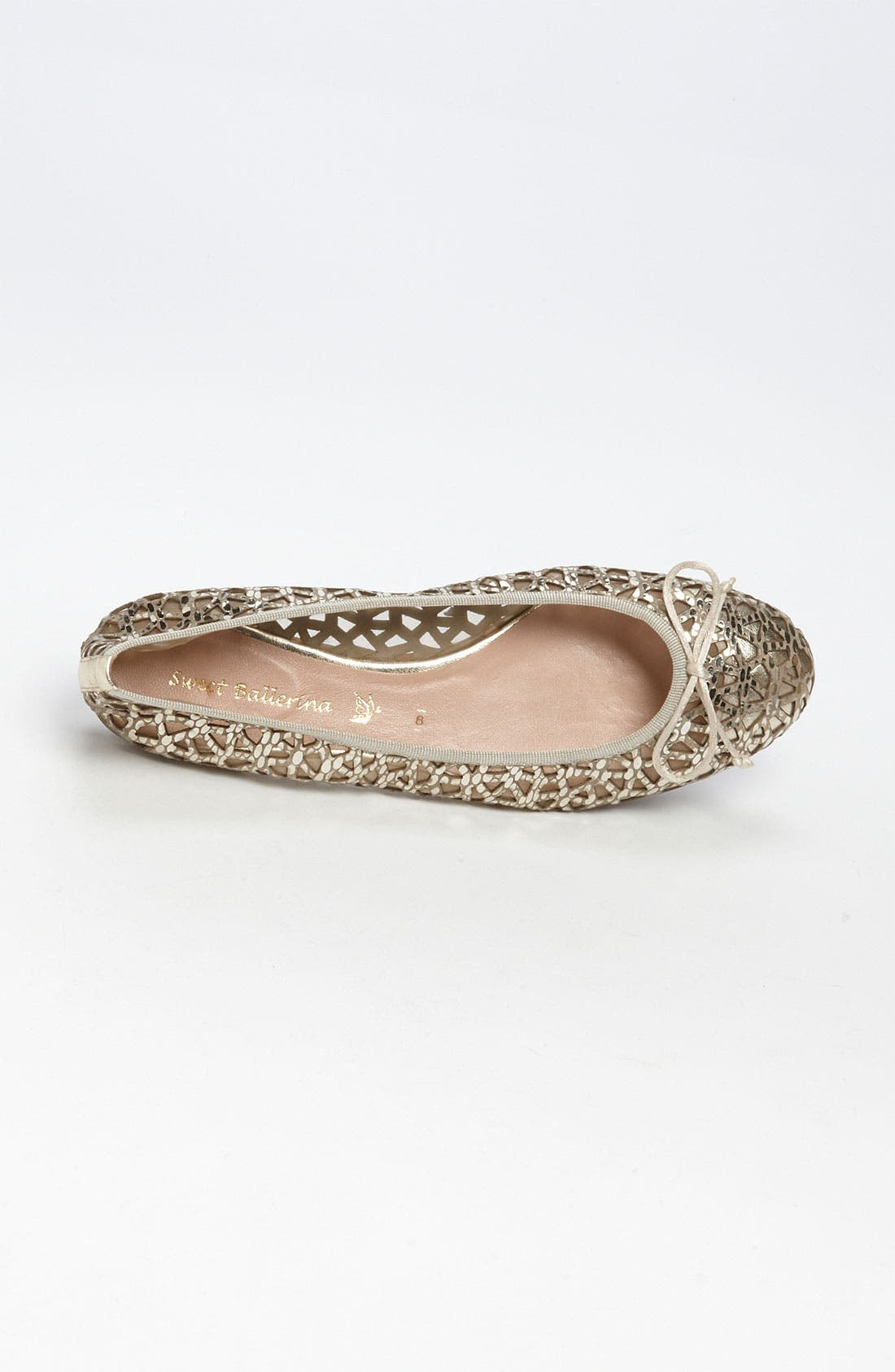 Alternate Image 3  - Sweet Ballerina '1231' Ballet Flat