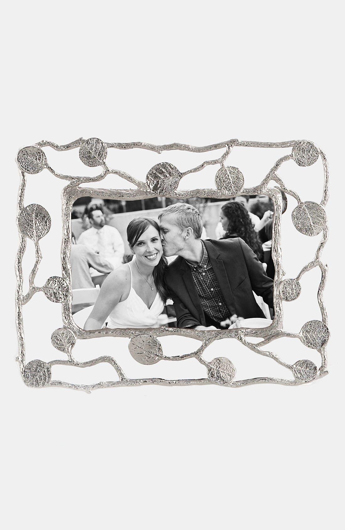 Alternate Image 3  - Michael Aram Botanical Leaf Picture Frame