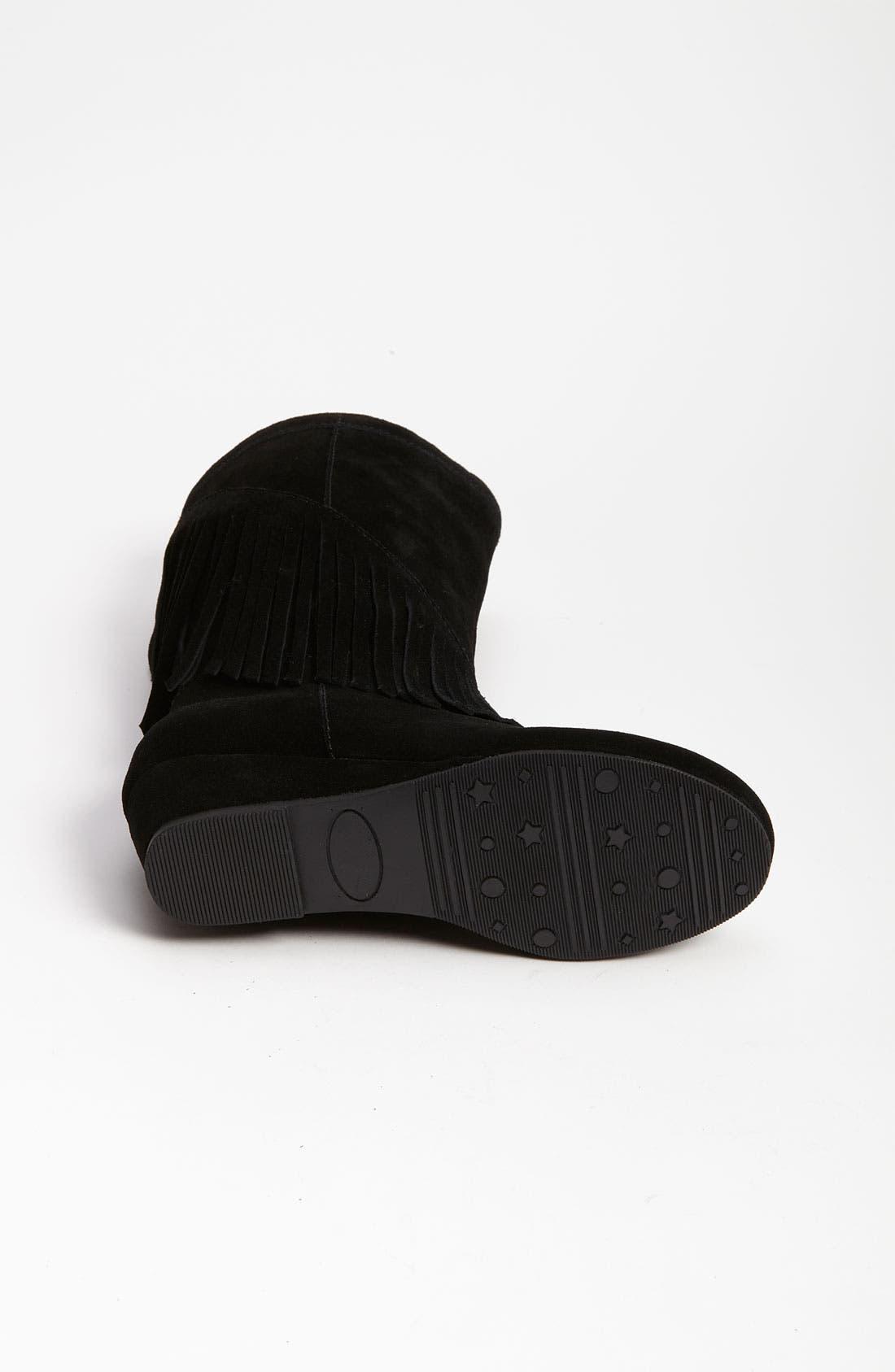 Alternate Image 4  - Steve Madden 'Fringey' Boot (Little Kid & Big Kid)