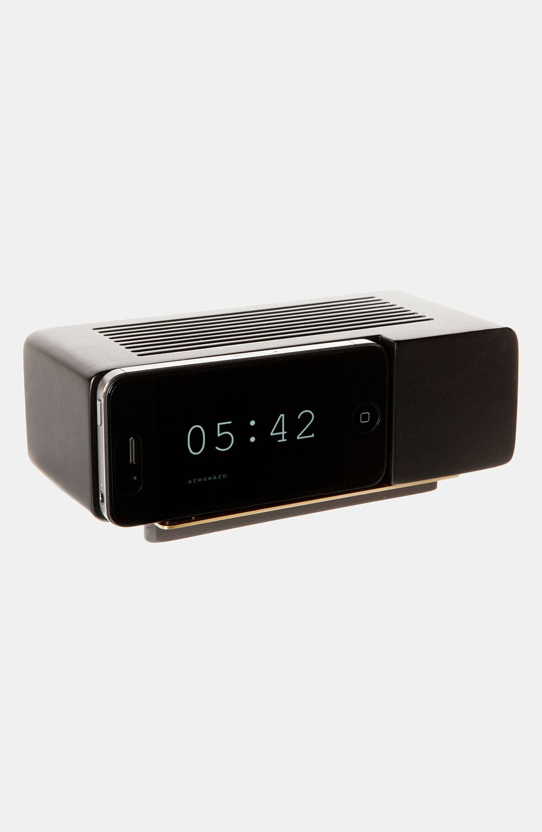 Main Image - Retro iPhone Alarm Dock