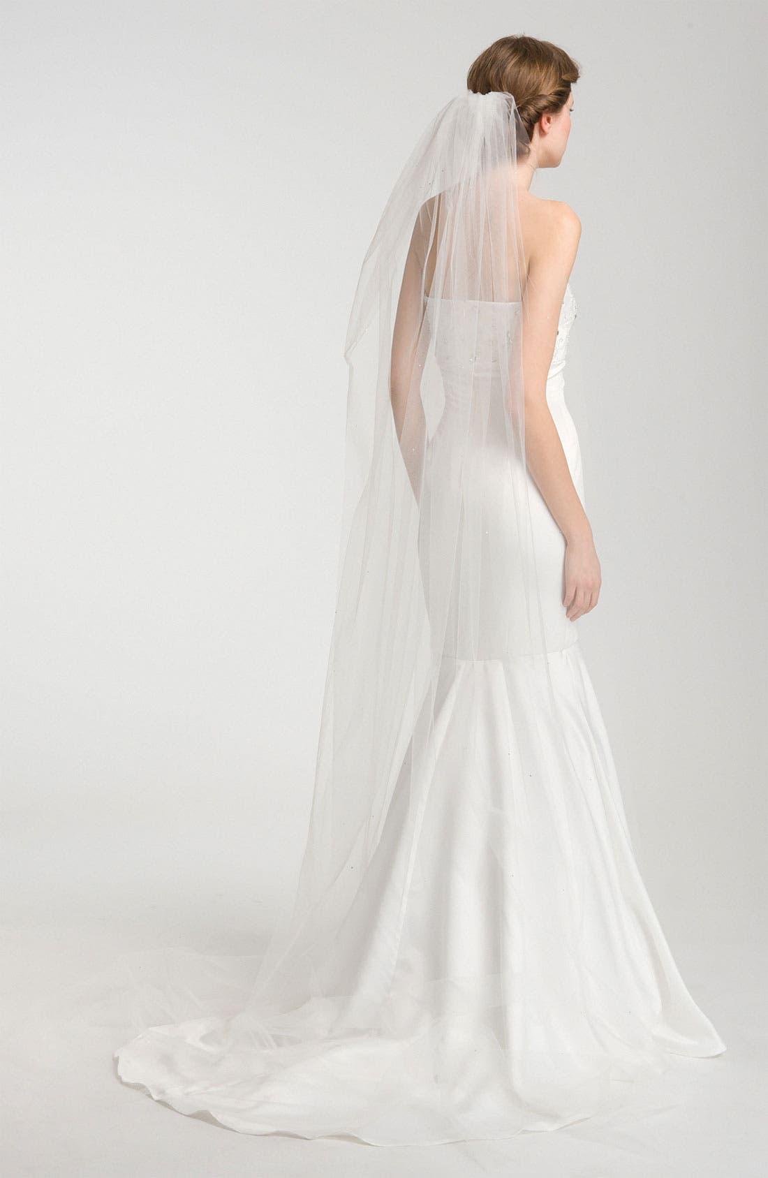 Main Image - Nina 'Demi' Single Tier Veil