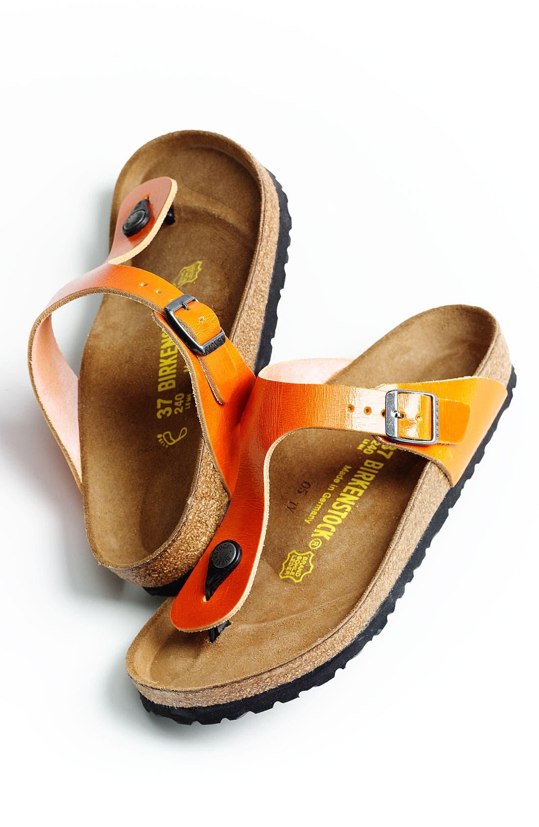 Alternate Image 5  - Birkenstock 'Gizeh' Sandal (Exclusive)