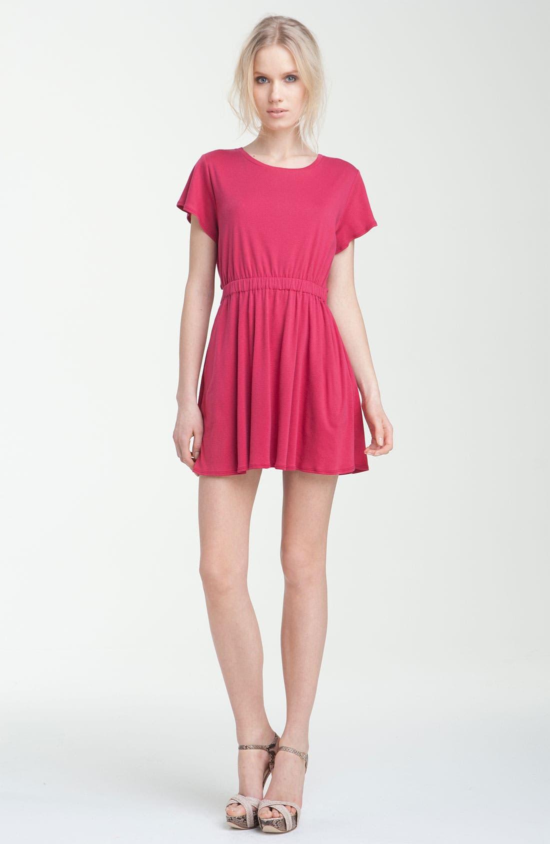 Main Image - Theyskens' Theory 'Cashu Fiola' Dress