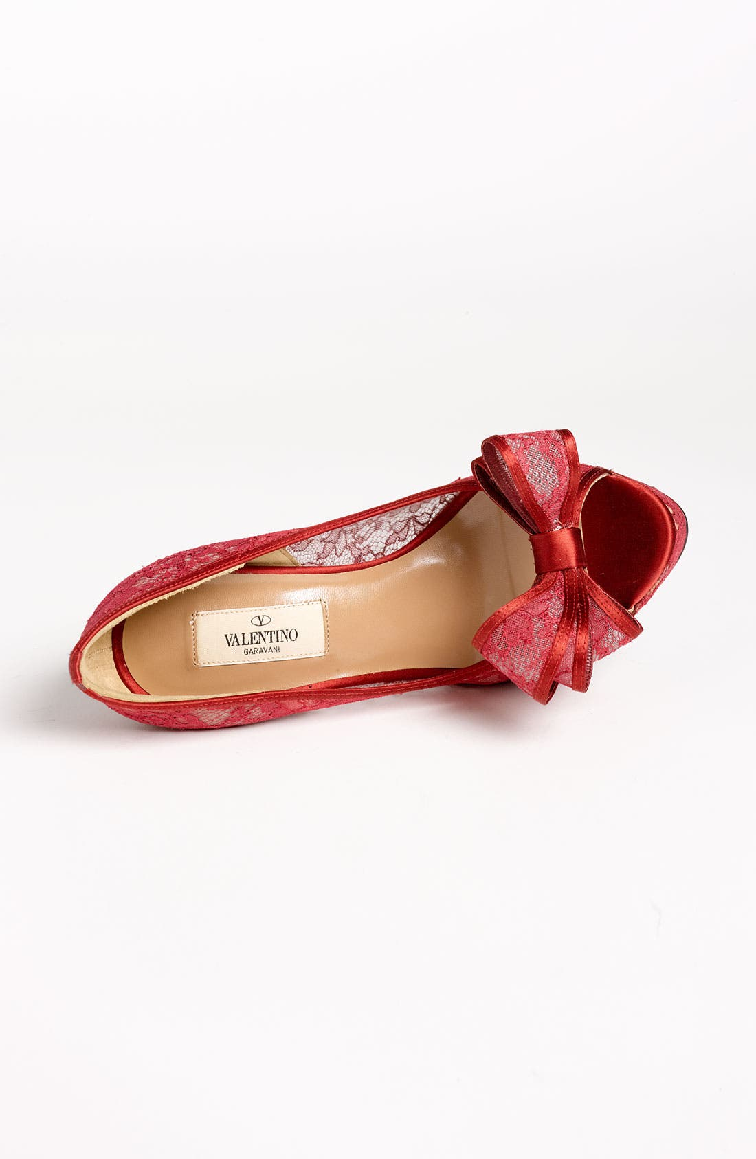 Alternate Image 3  - Valentino Lace Couture Pump