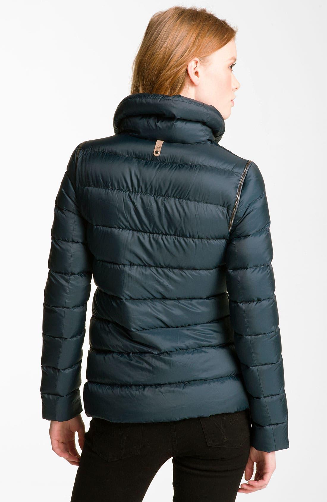 Alternate Image 3  - Mackage Asymmetrical Zip Down Jacket